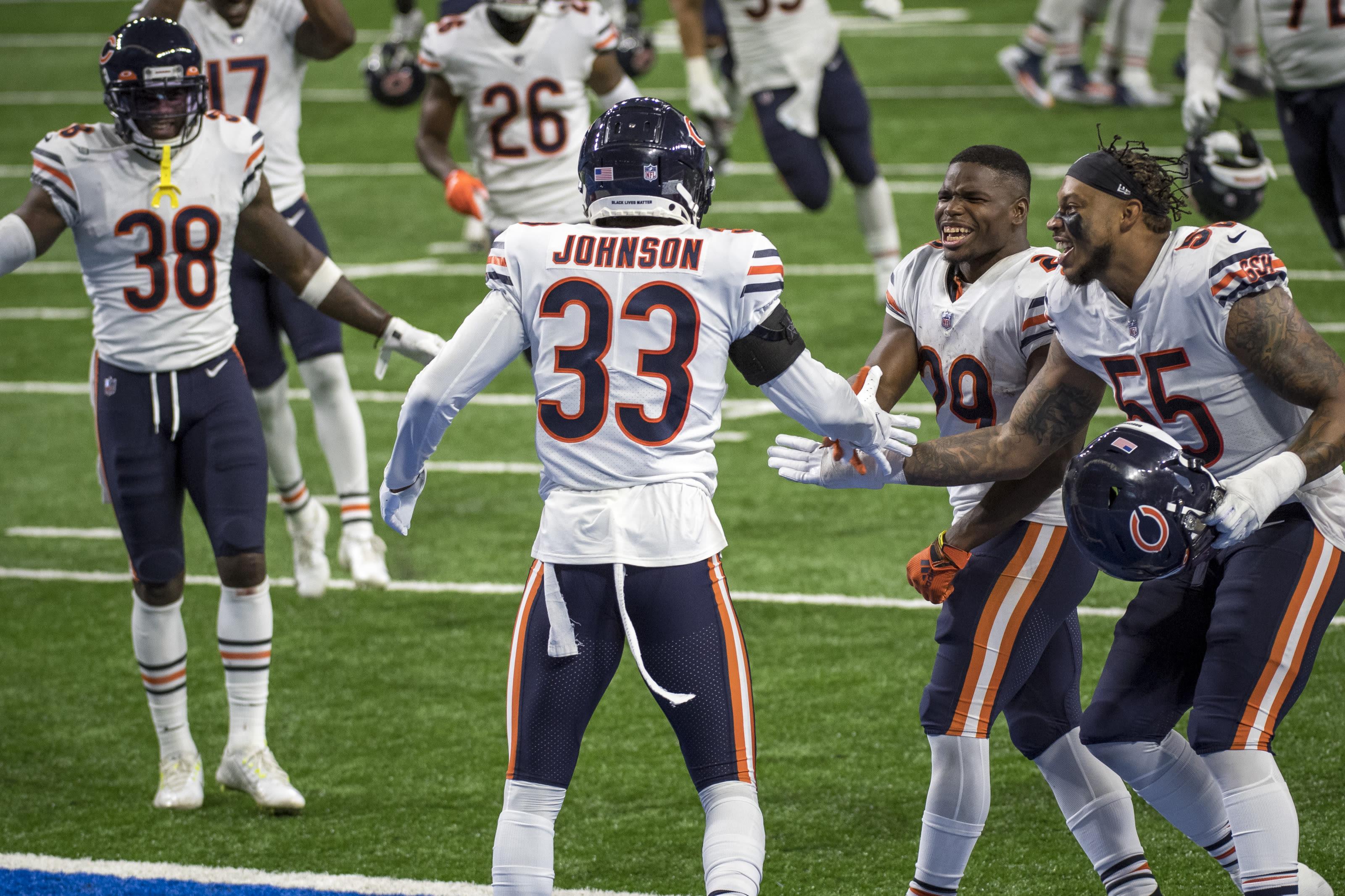 Chicago Bears, Jaylon Johnson