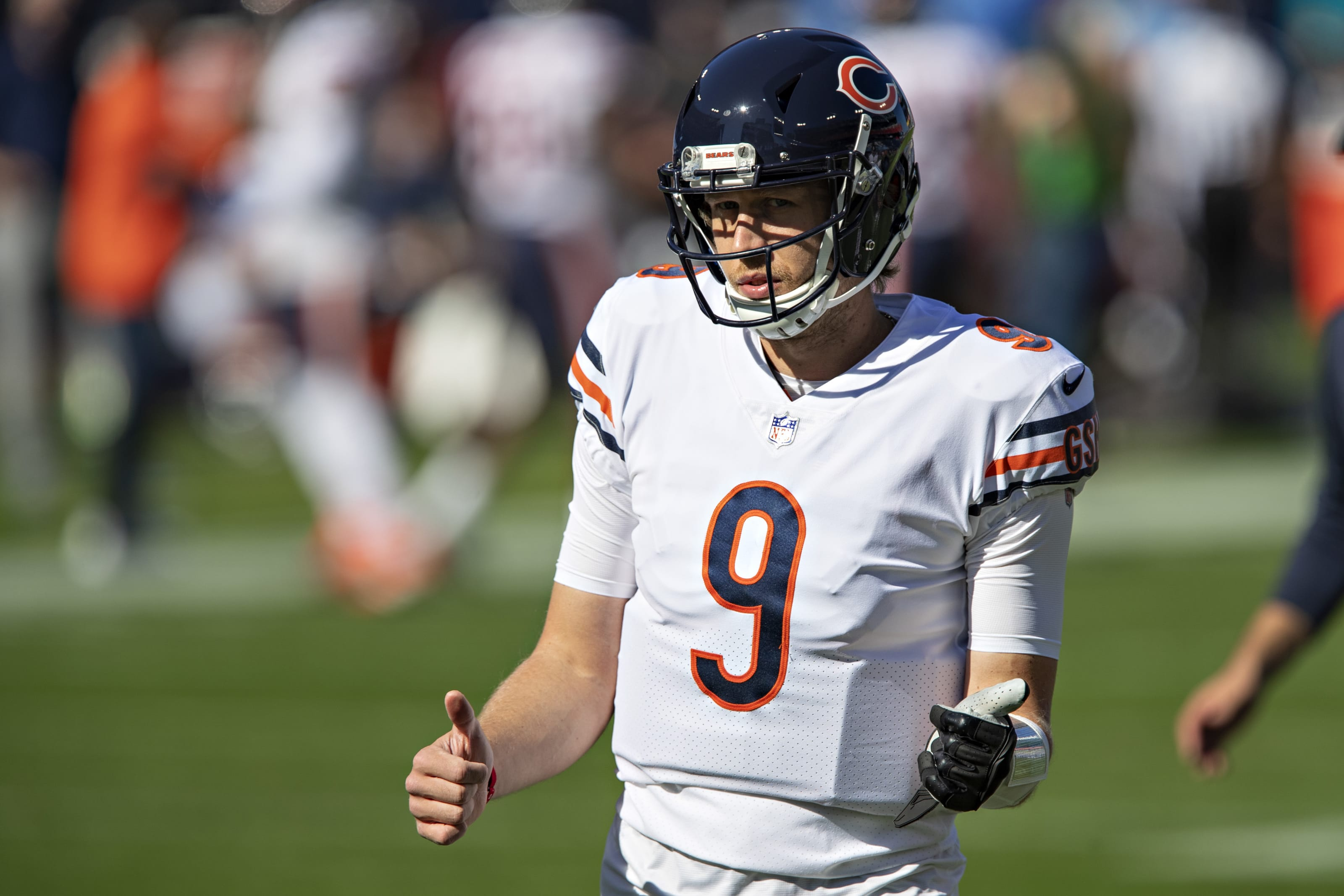 Chicago Bears, Nick Foles