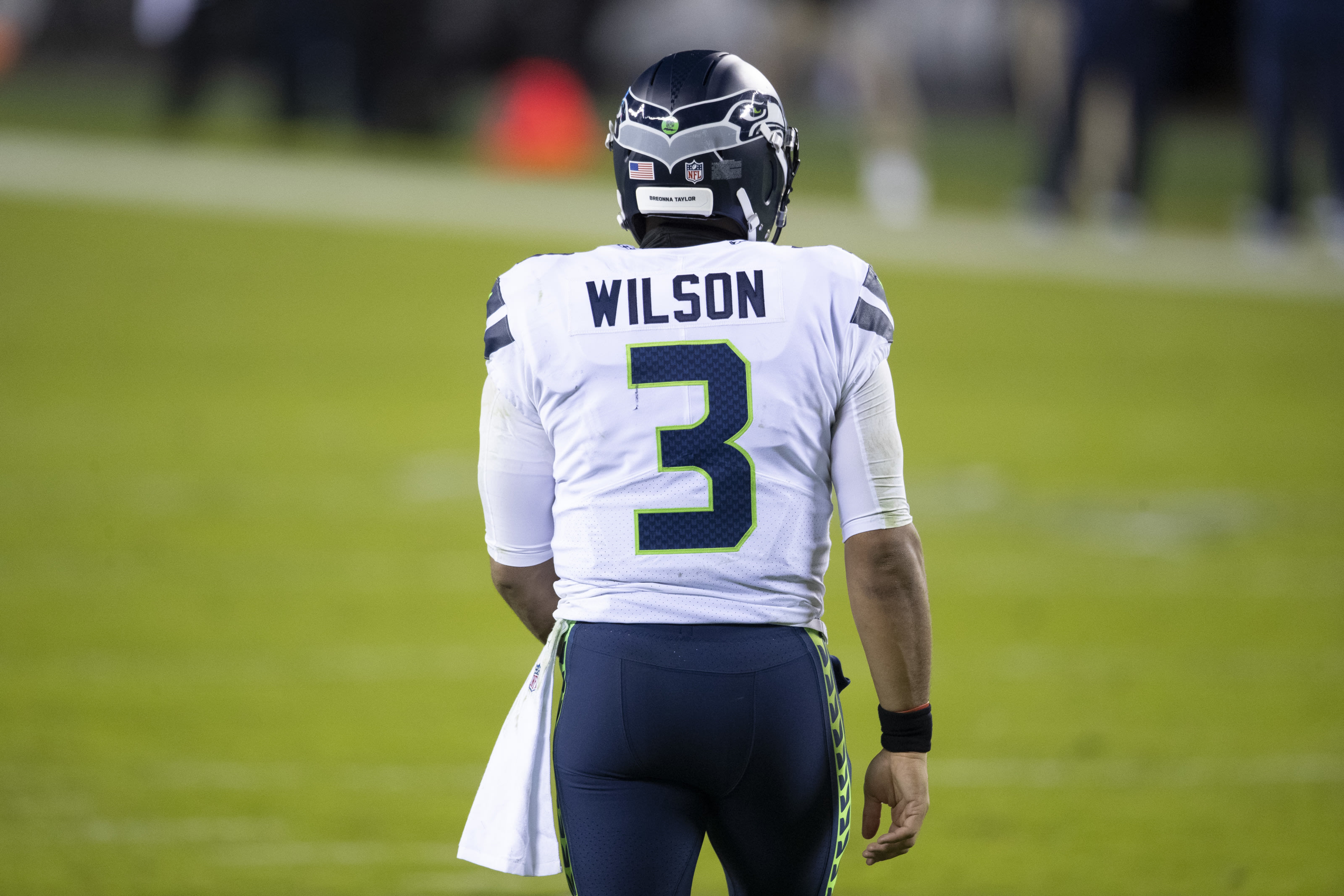 Chicago Bears, Russell Wilson