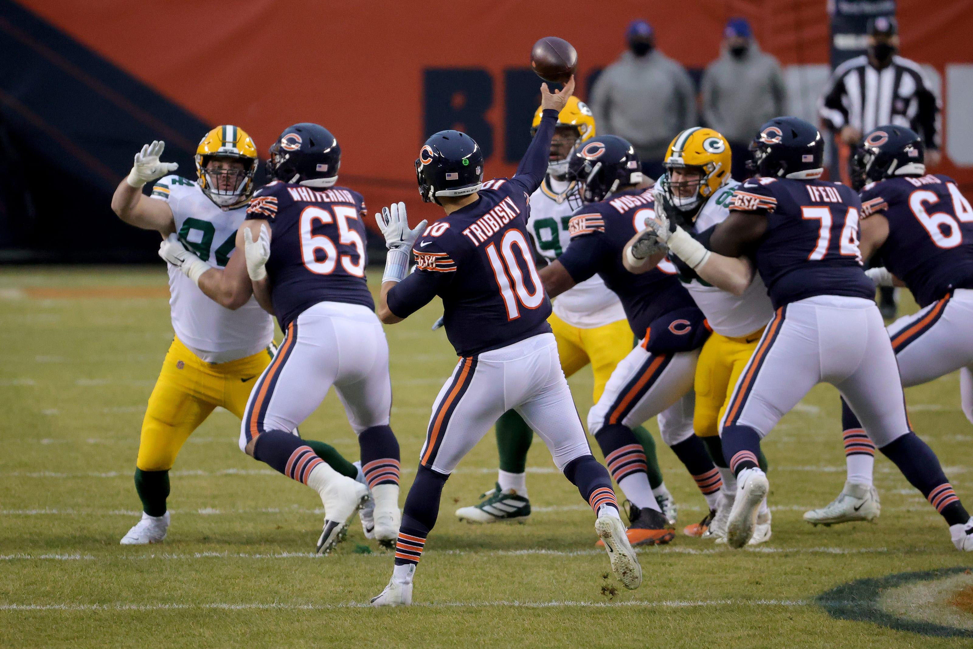 Chicago Bears, Mitchell Trubisky