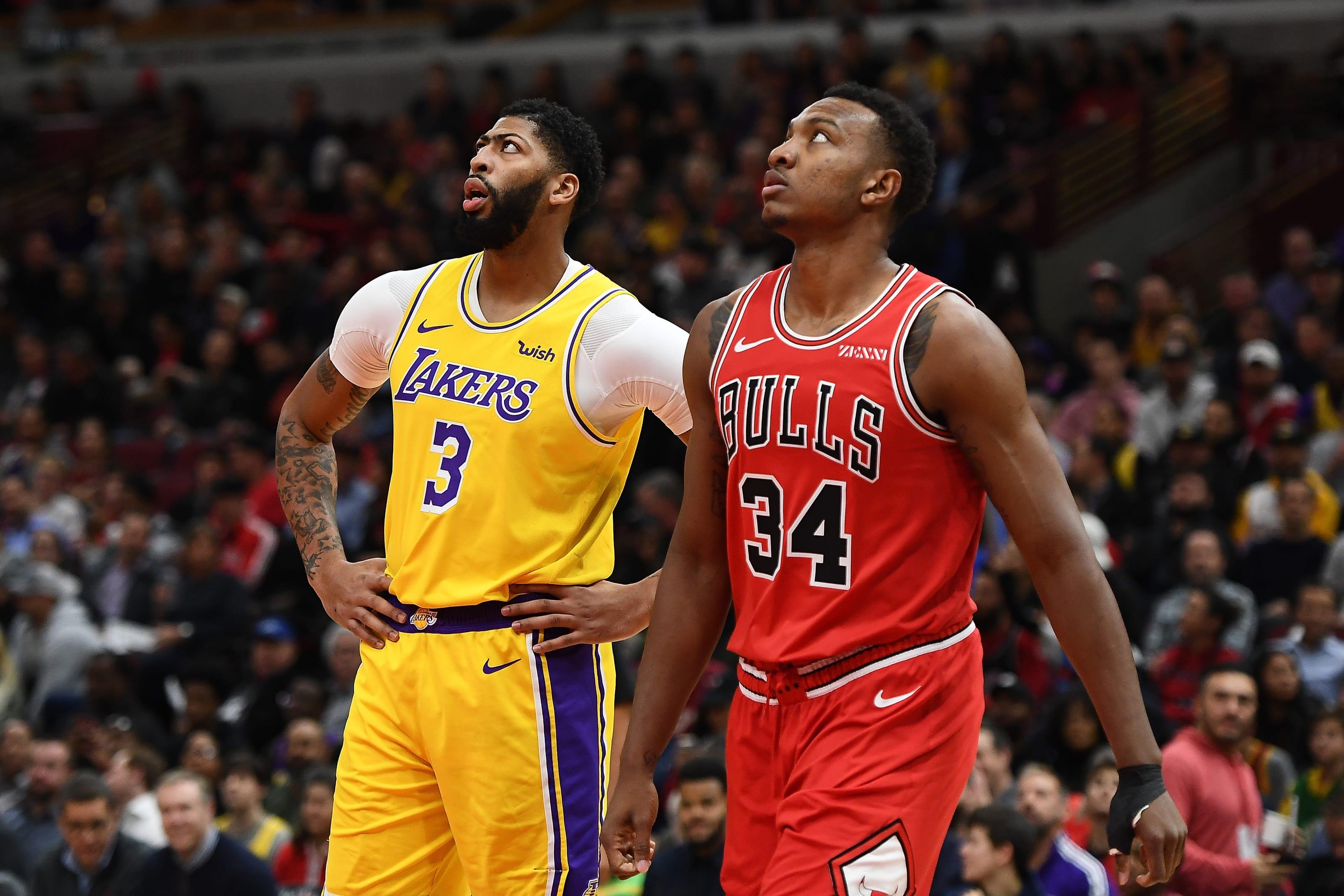 Chicago Bulls, Anthony Davis