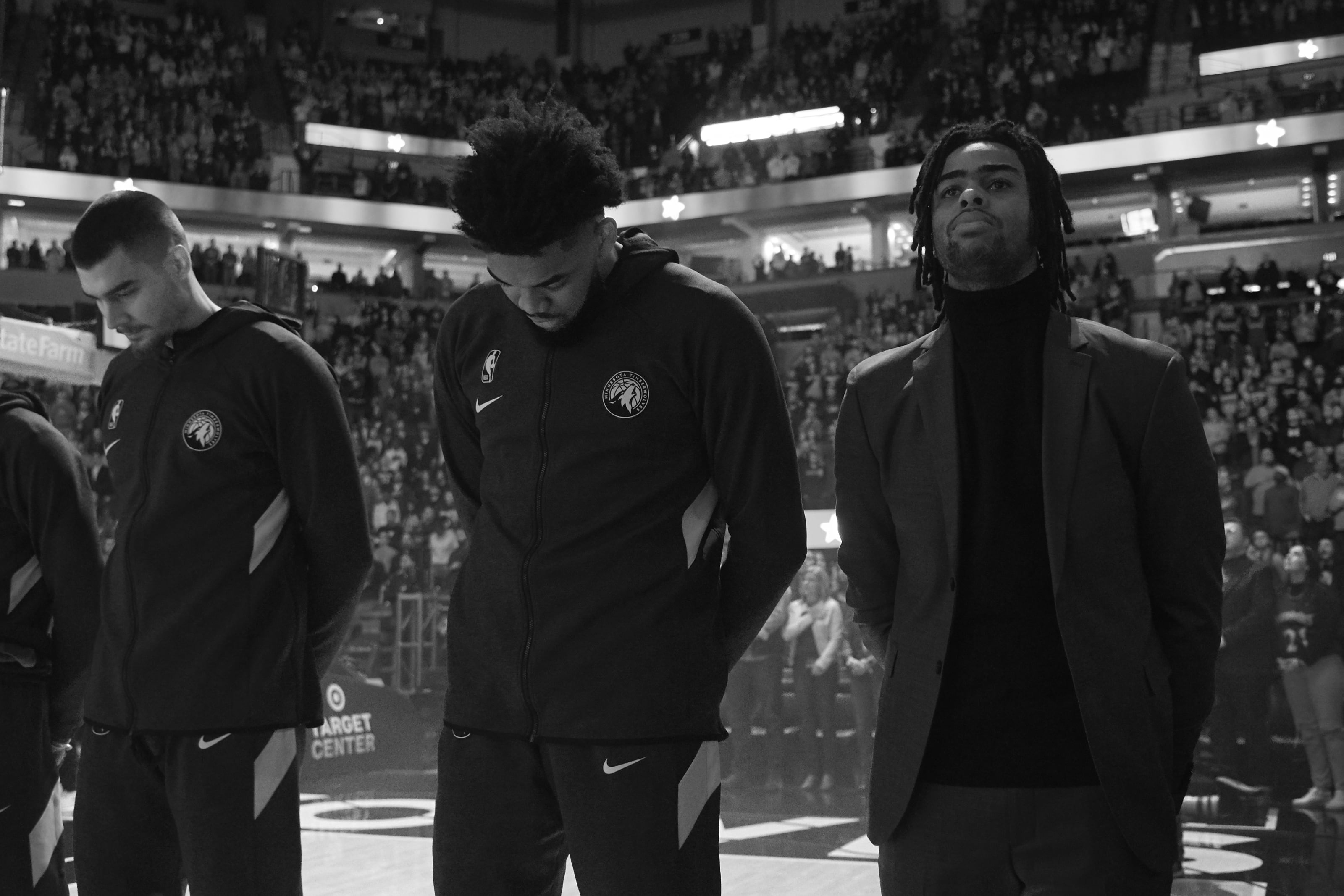 Minnesota Timberwolves, D'Angelo Russell, Karl-Anthony Towns