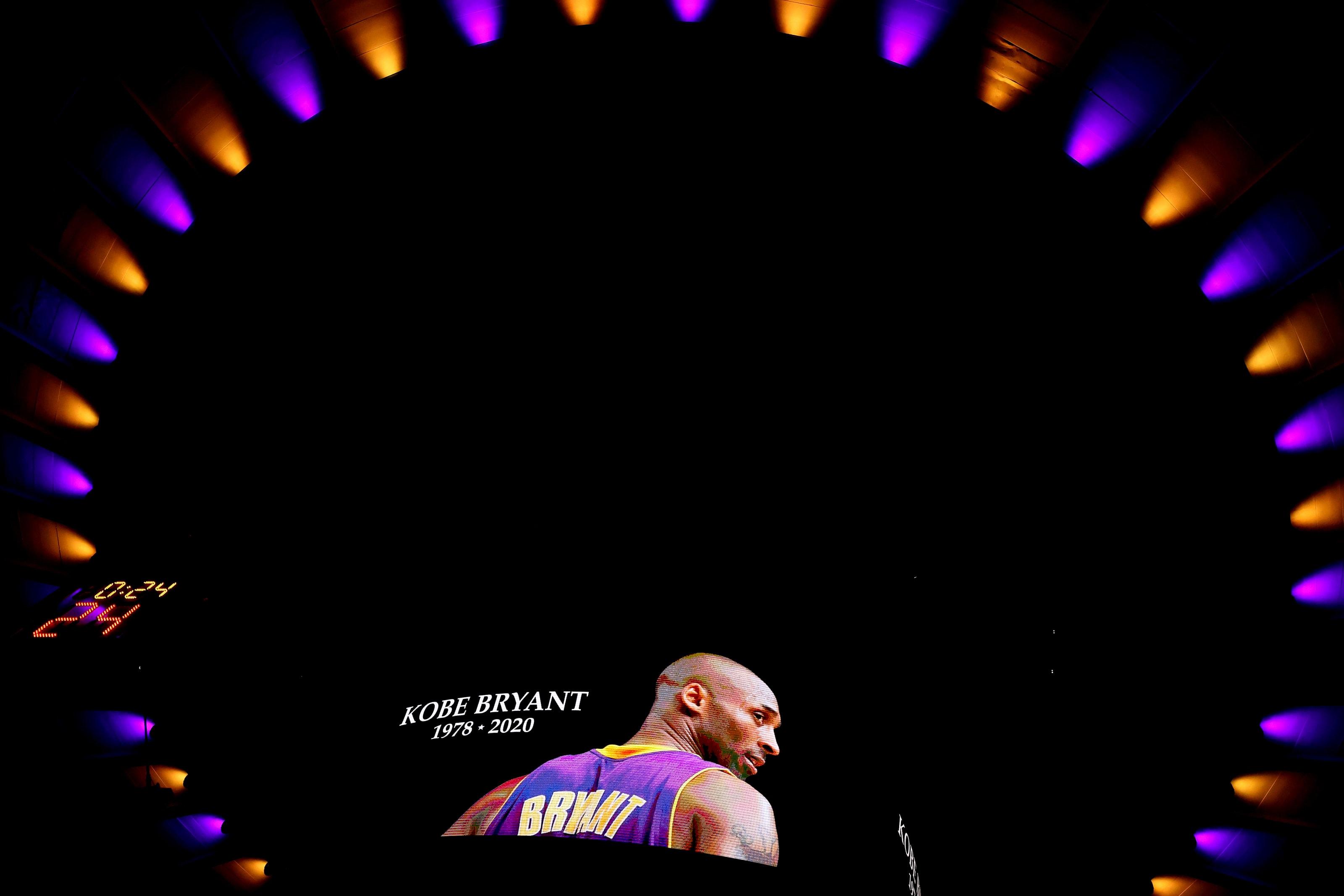 Kobe Bryant. New York Knicks.