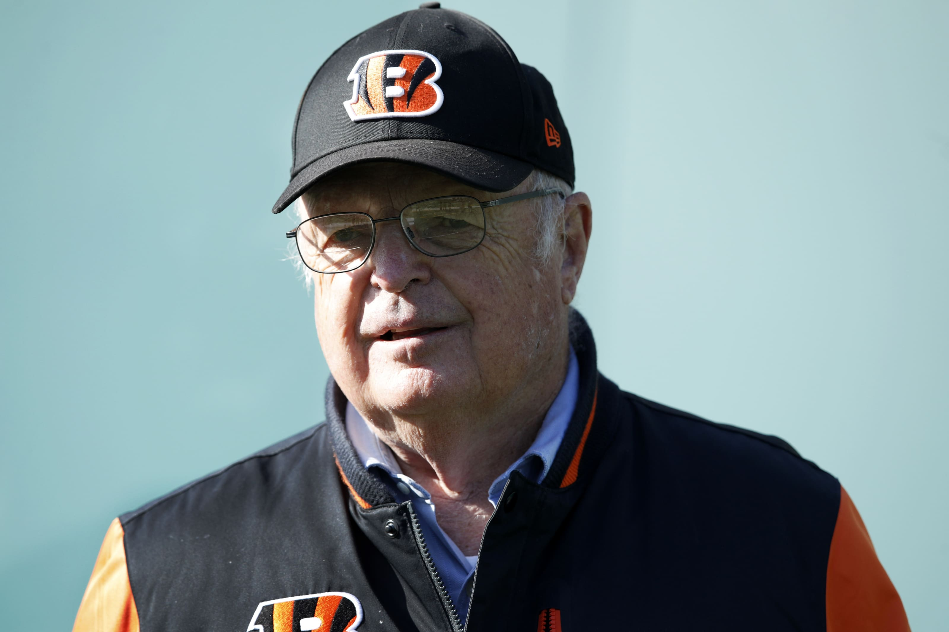 Mike Brown, Cincinnati Bengals