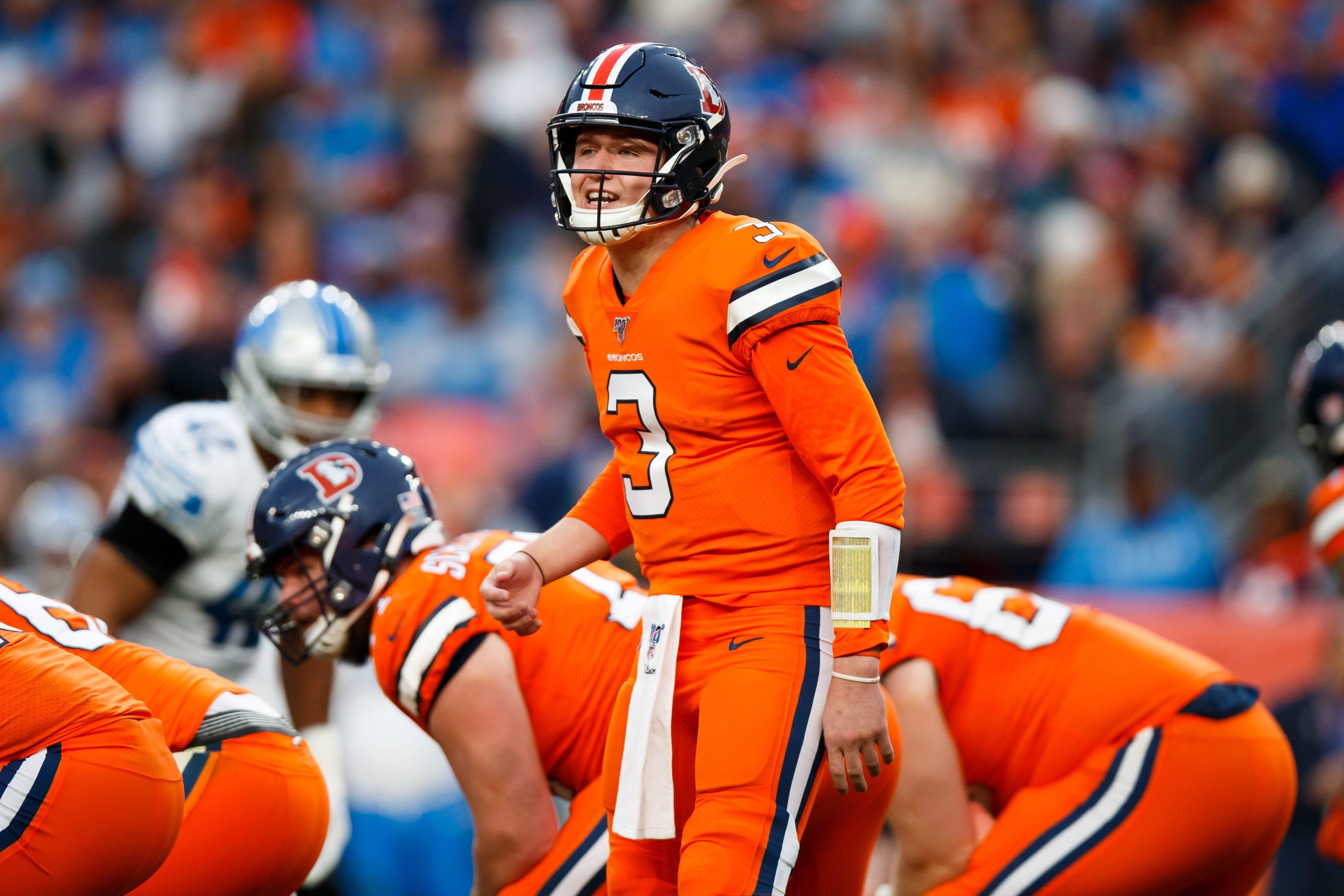 Drew Lock, Denver Broncos