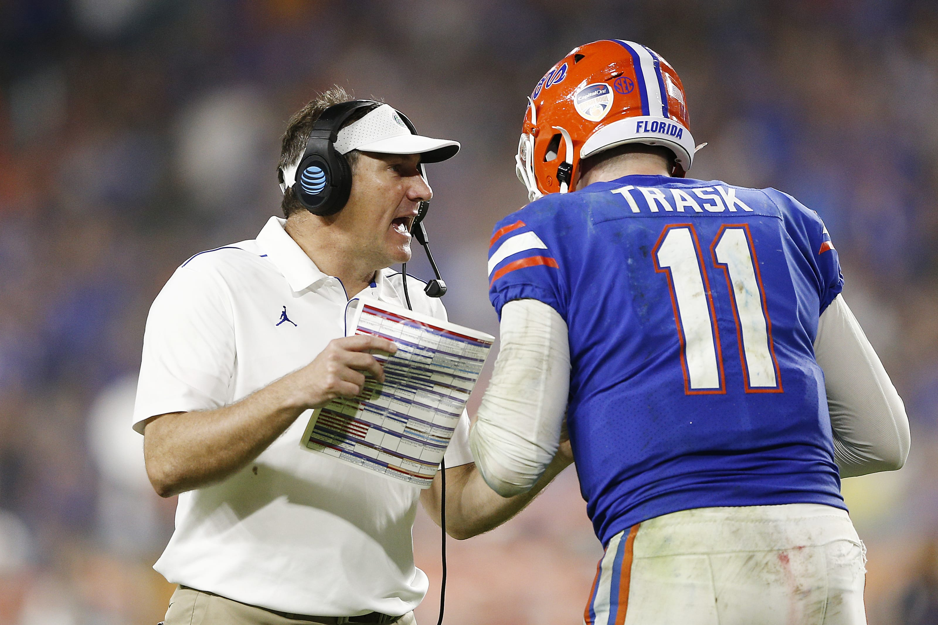 Florida Football Season Preview 2020 Record Predictions Depth Chart