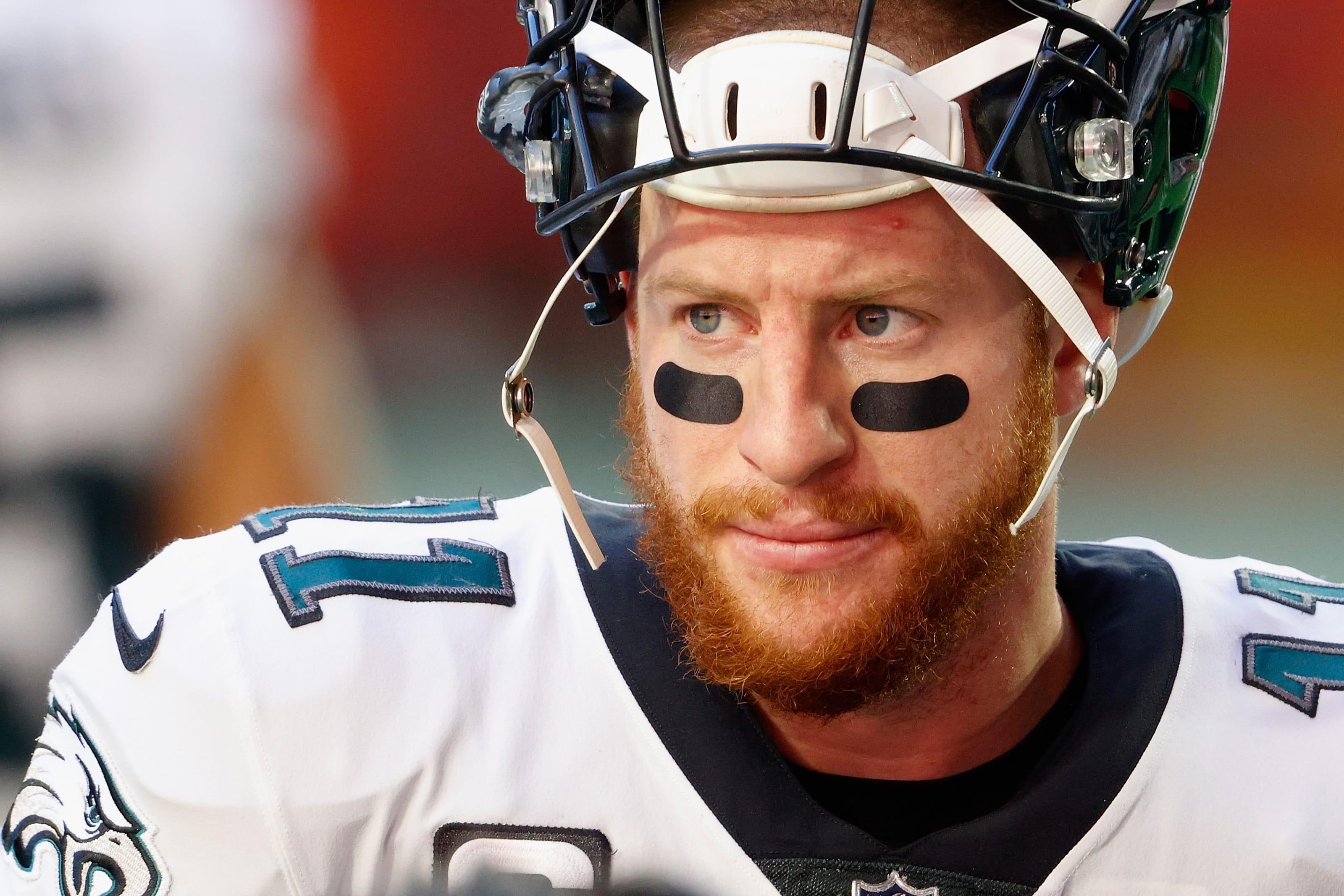 Carson Wentz, Indianapolis Colts