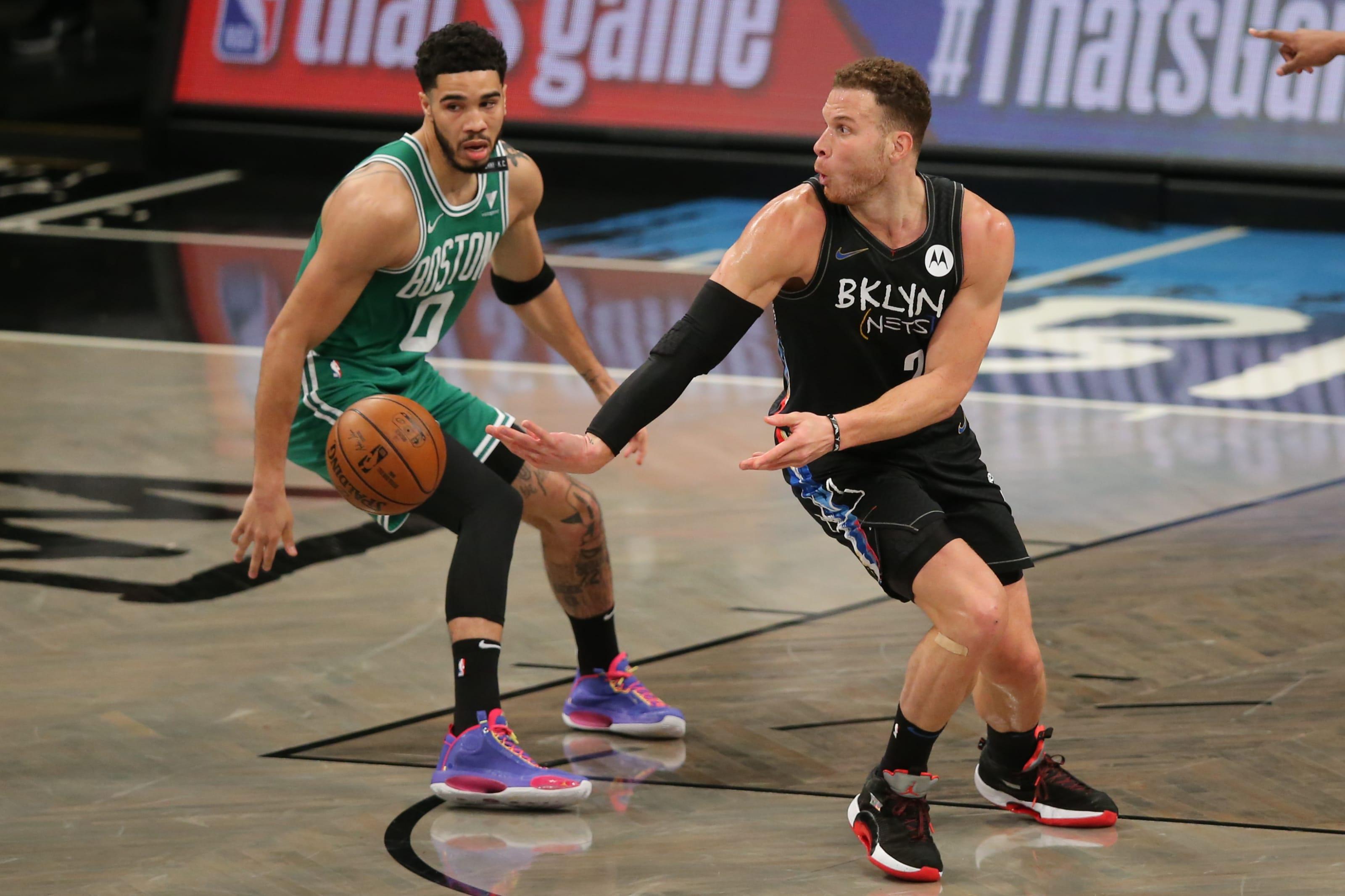 Blake Griffin, Nets