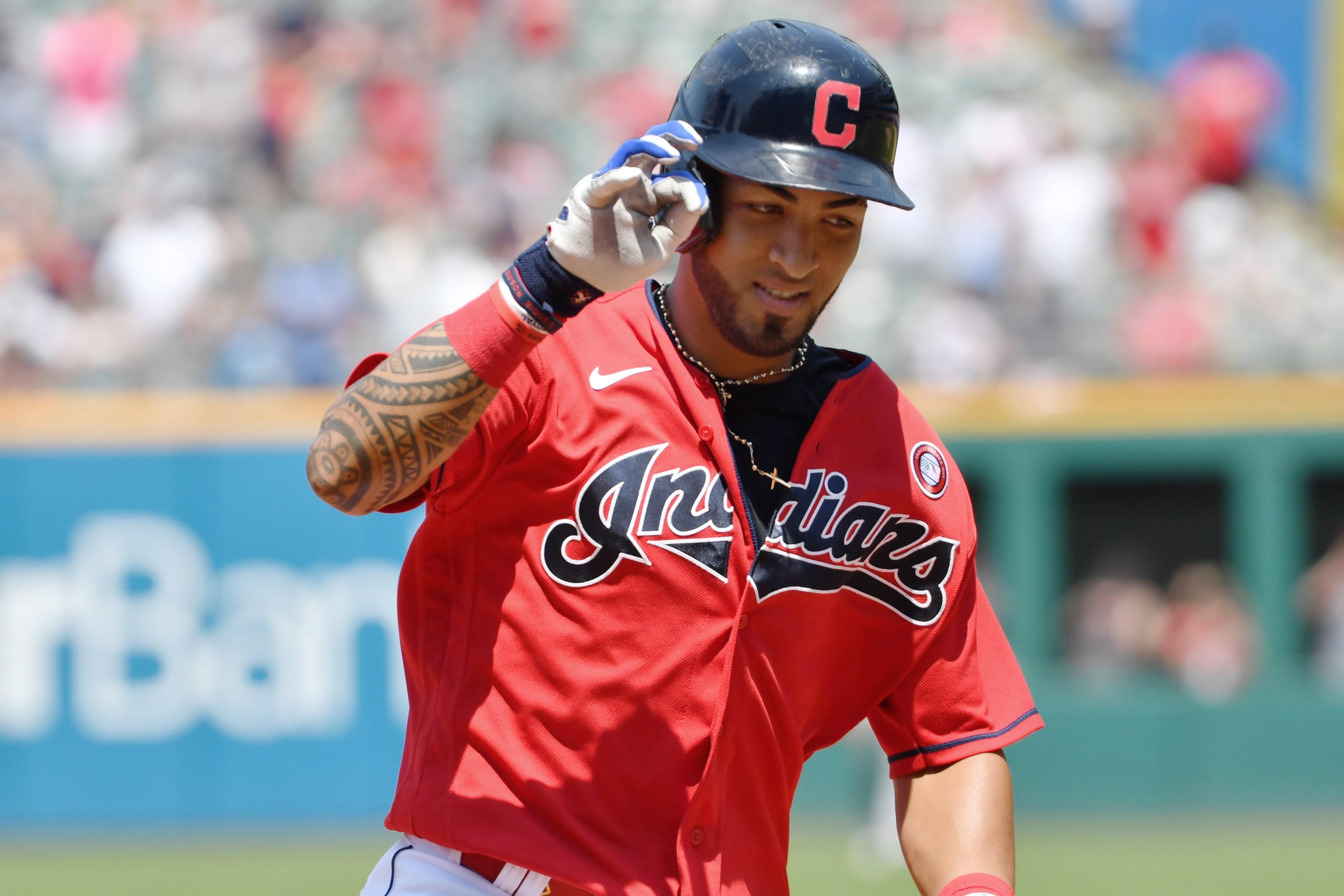 Eddie Rosario, Cleveland Indians, Atlanta Braves