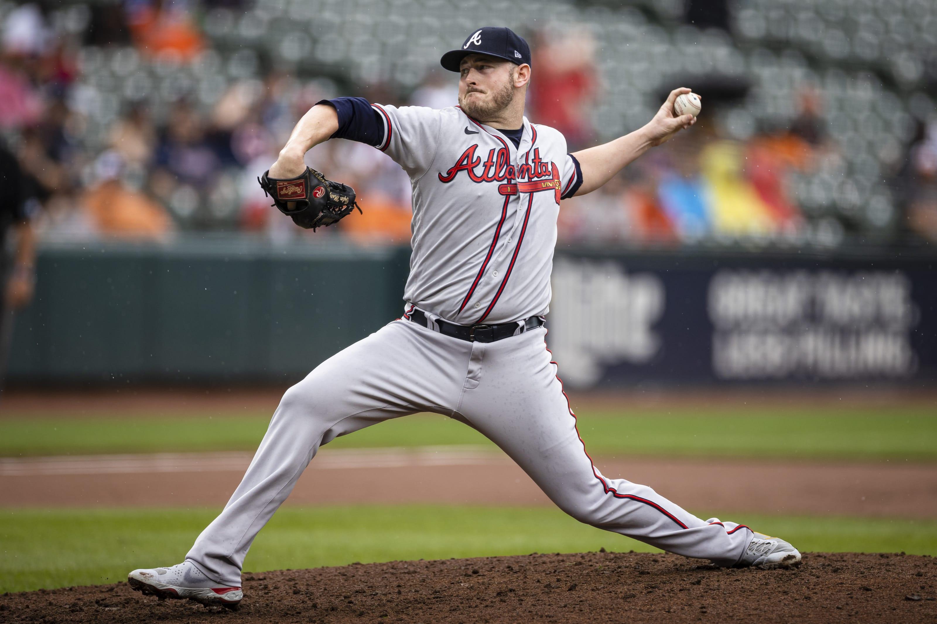 Tyler Matzek, Atlanta Braves