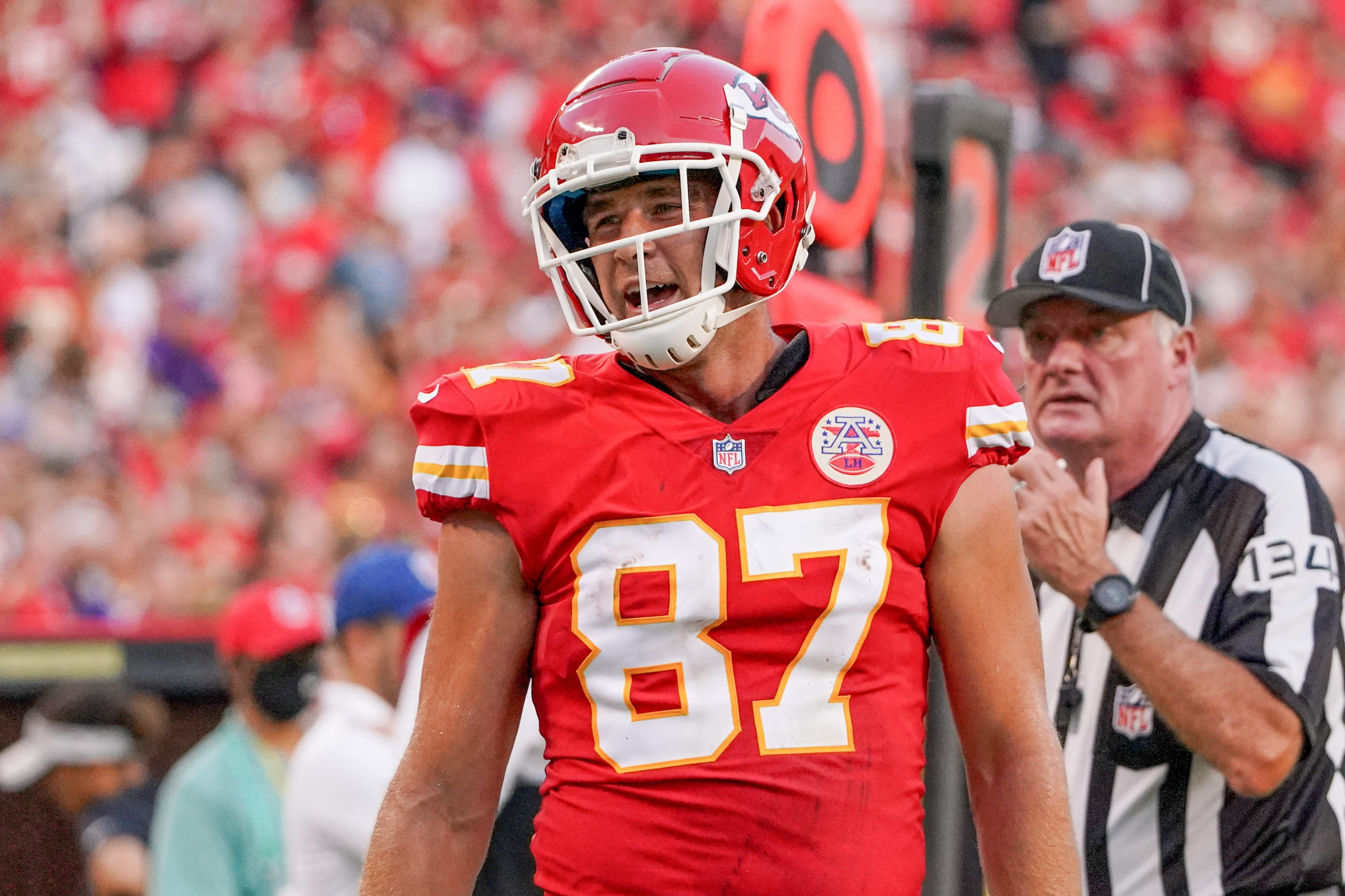 Travis Kelce, Chiefs