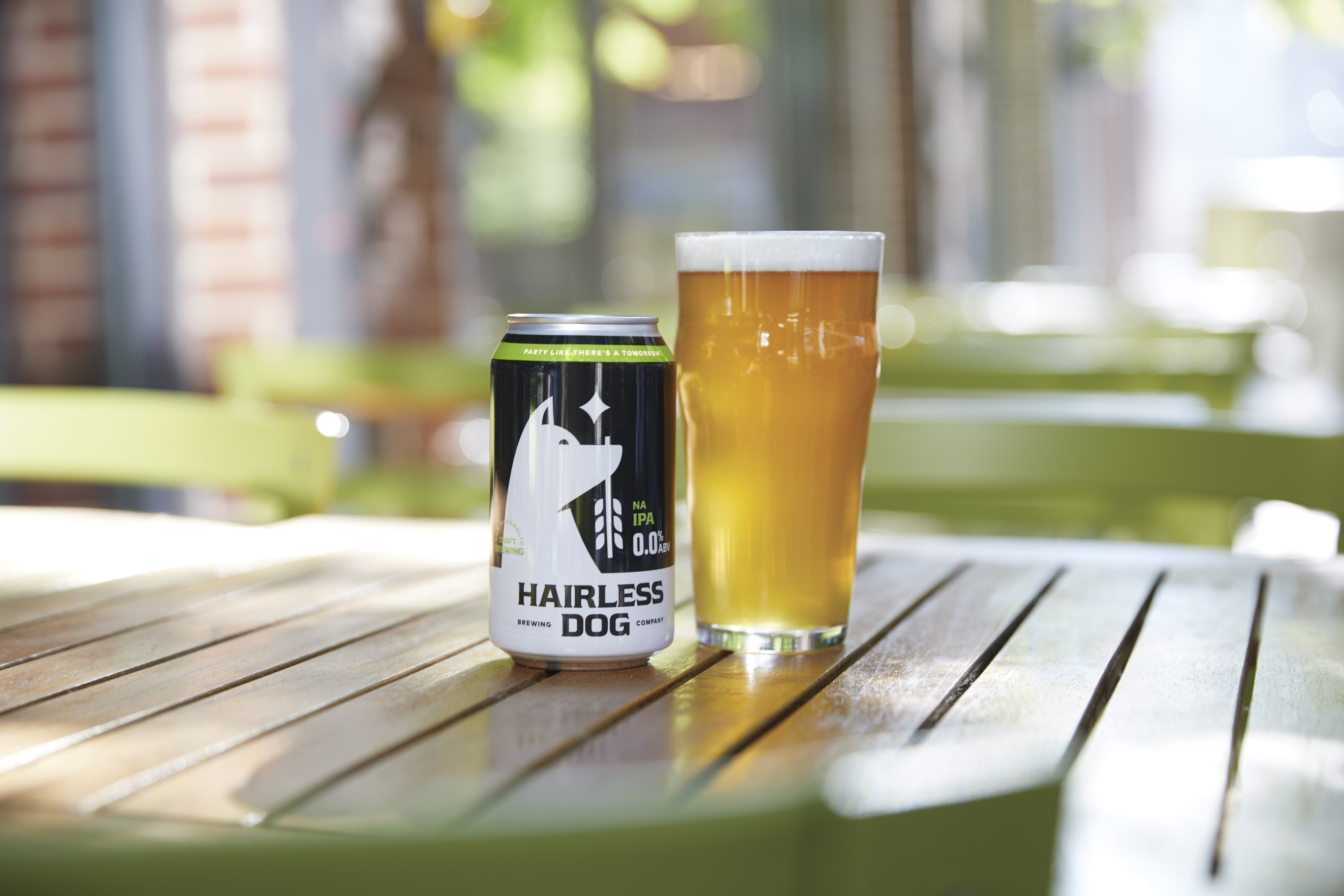 Hairless Dog Brewing