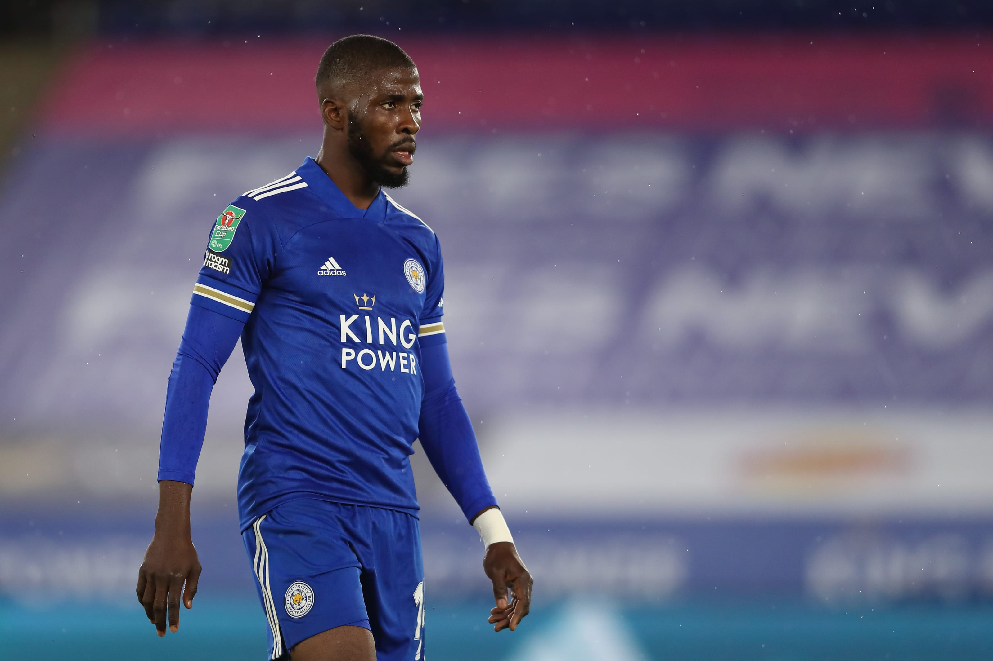 Brendan Rodgers gives Kelechi Iheanacho's Leicester City career a boost