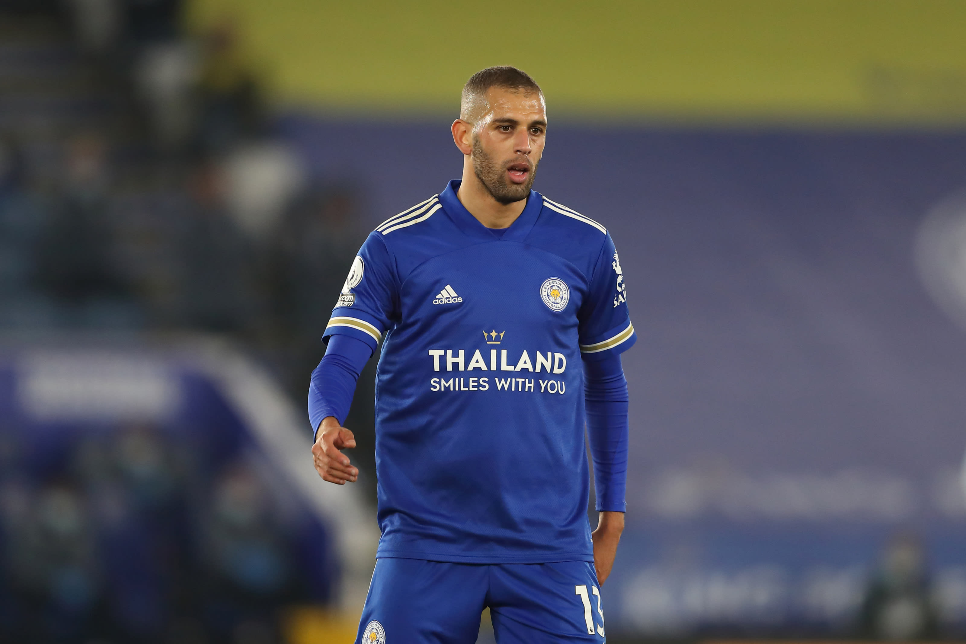 Plan B: Brendan Rodgers to alter Leicester City style for Islam Slimani