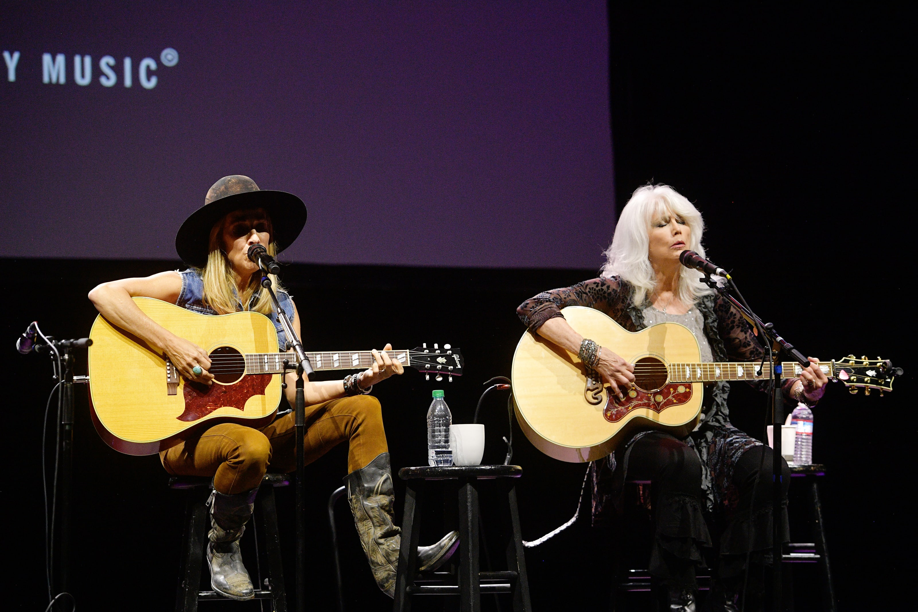 Concerts — Sheryl Crow and Emmylou Harris, Los Angeles, CA
