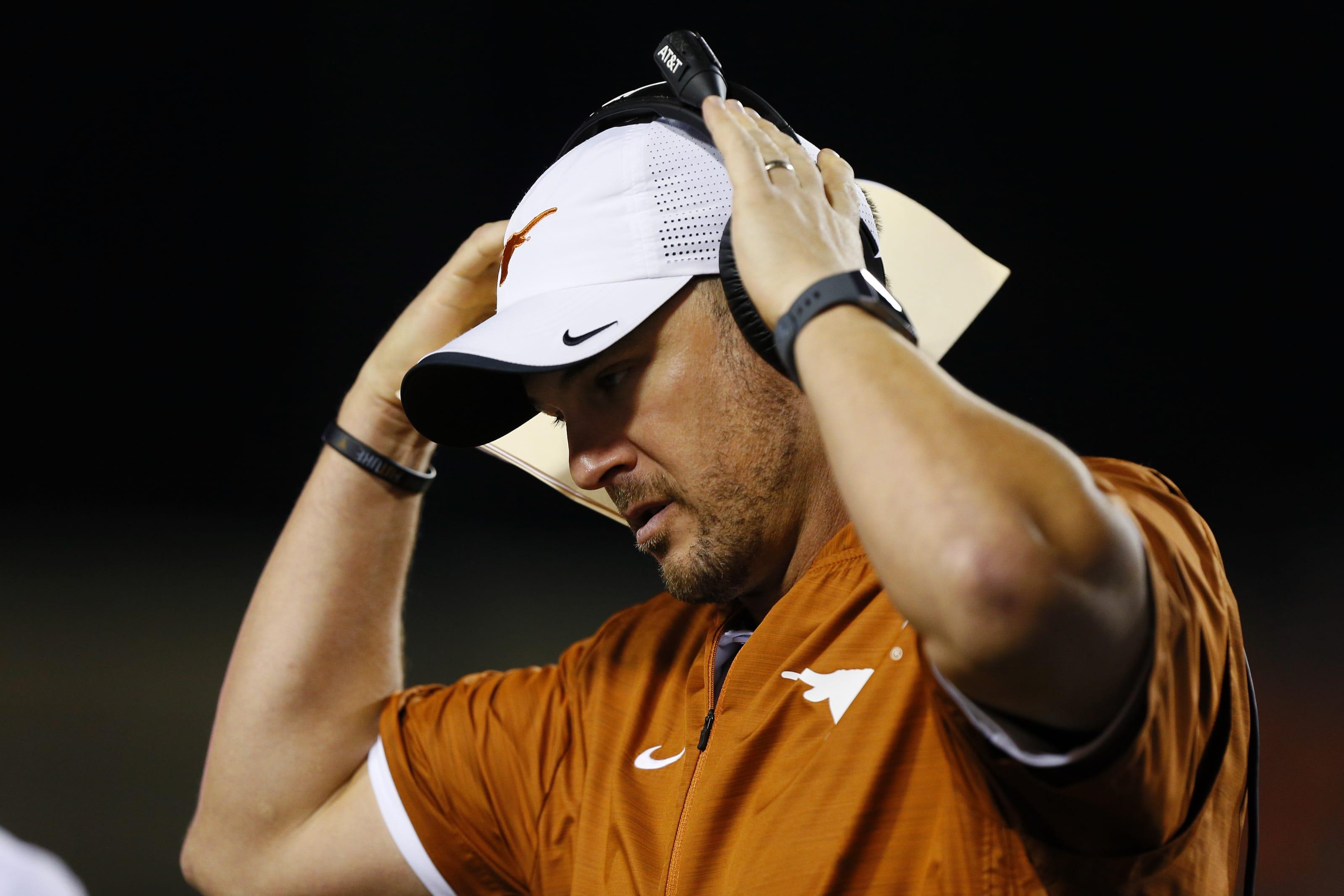 Tom Herman, Texas Football