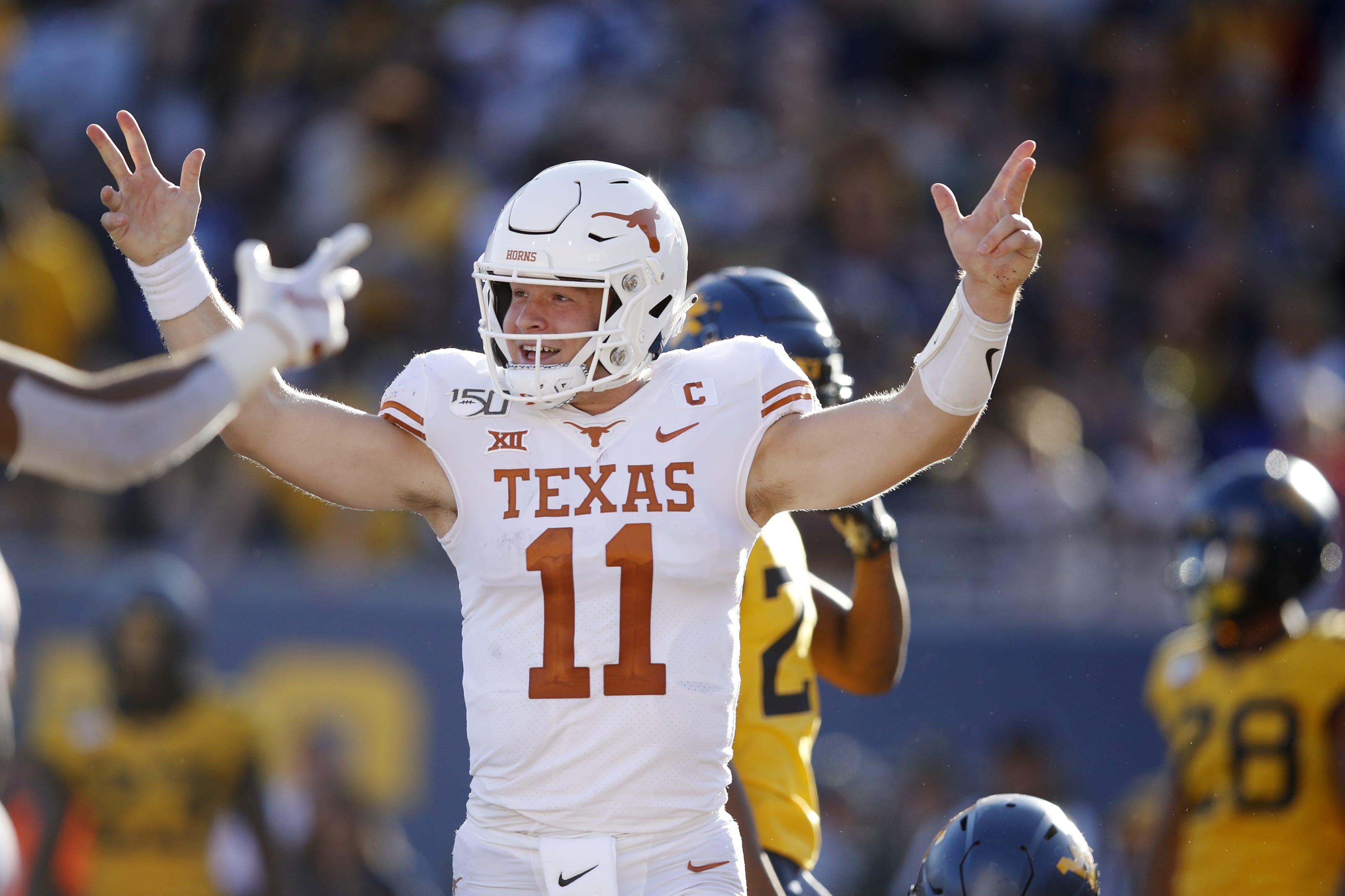 Texas Football 3 Reasons Sam Ehlinger Should Forego 2020 Nfl Draft