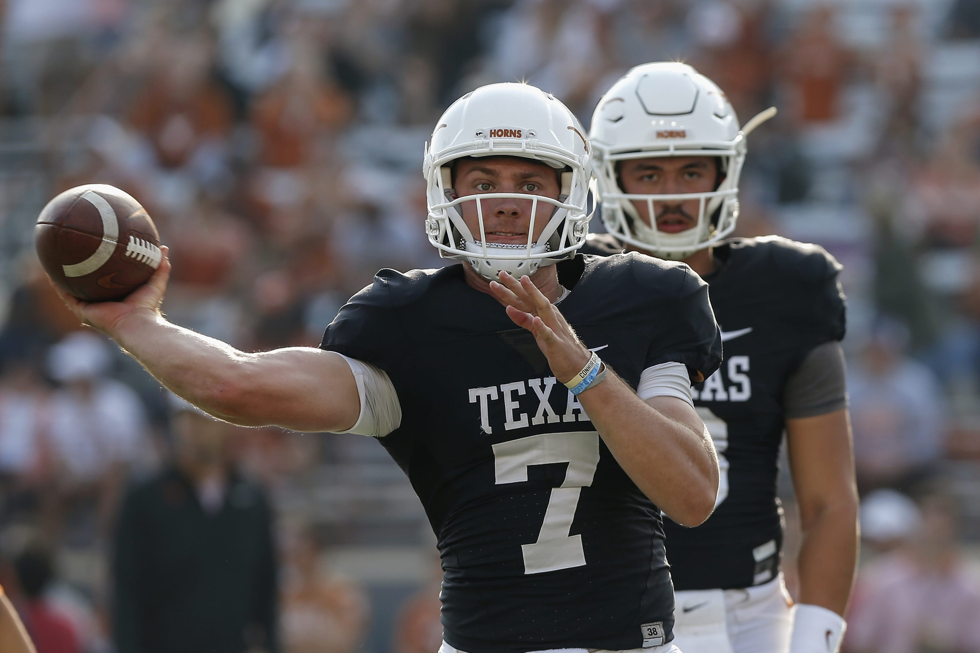 Shane Buechele, Texas Football