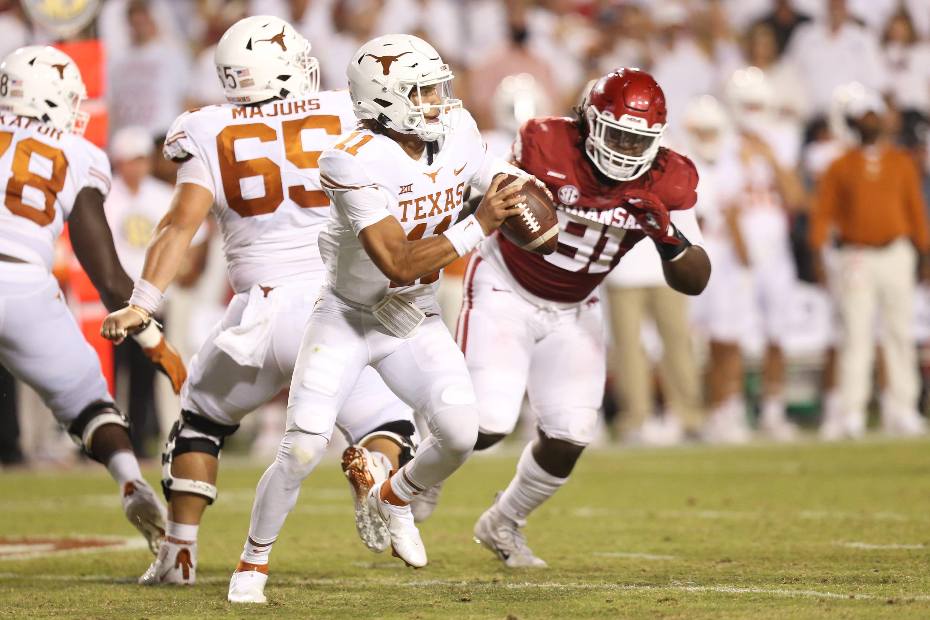 Casey Thompson, Texas Football