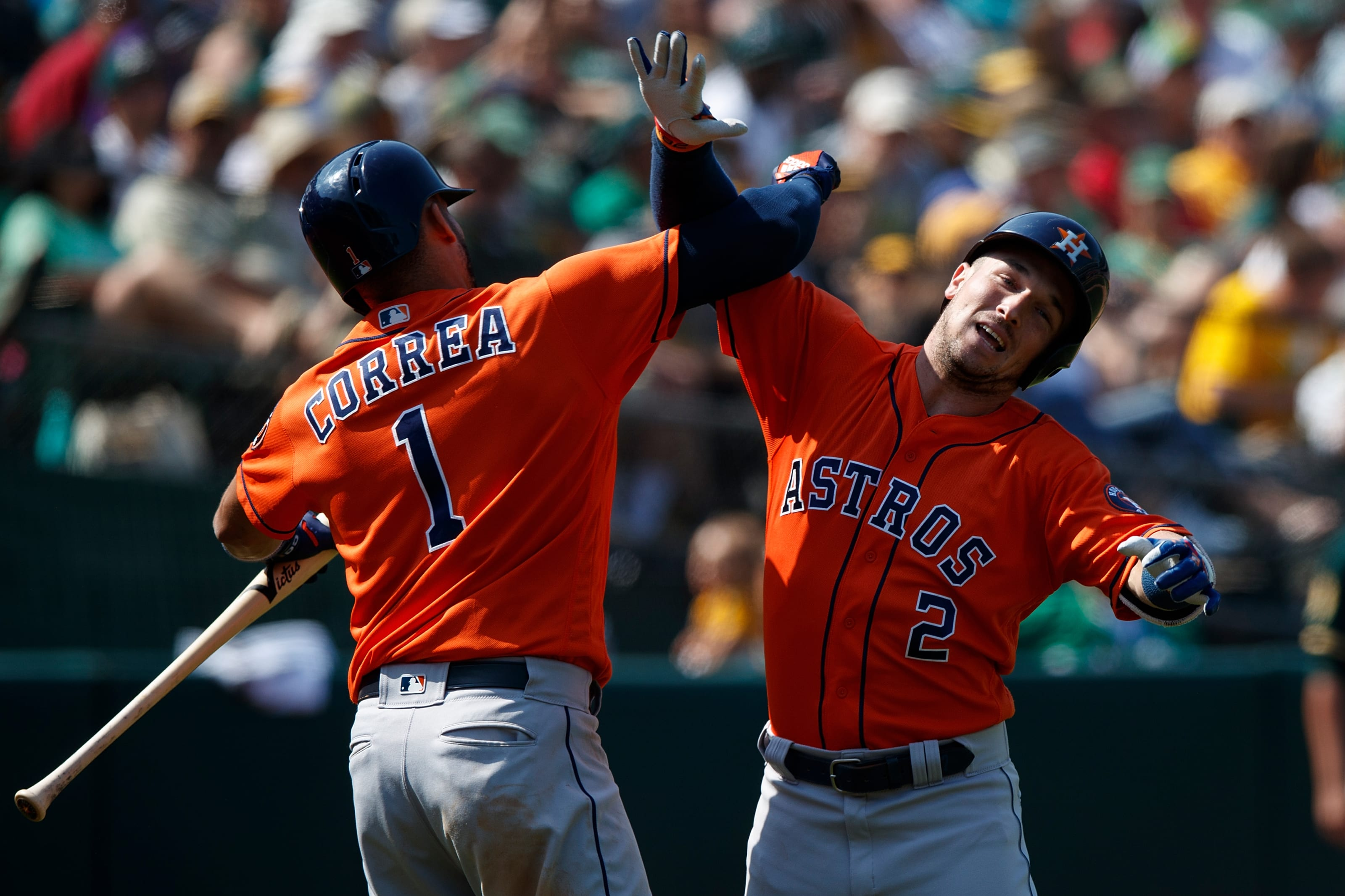 Houston Astros stars