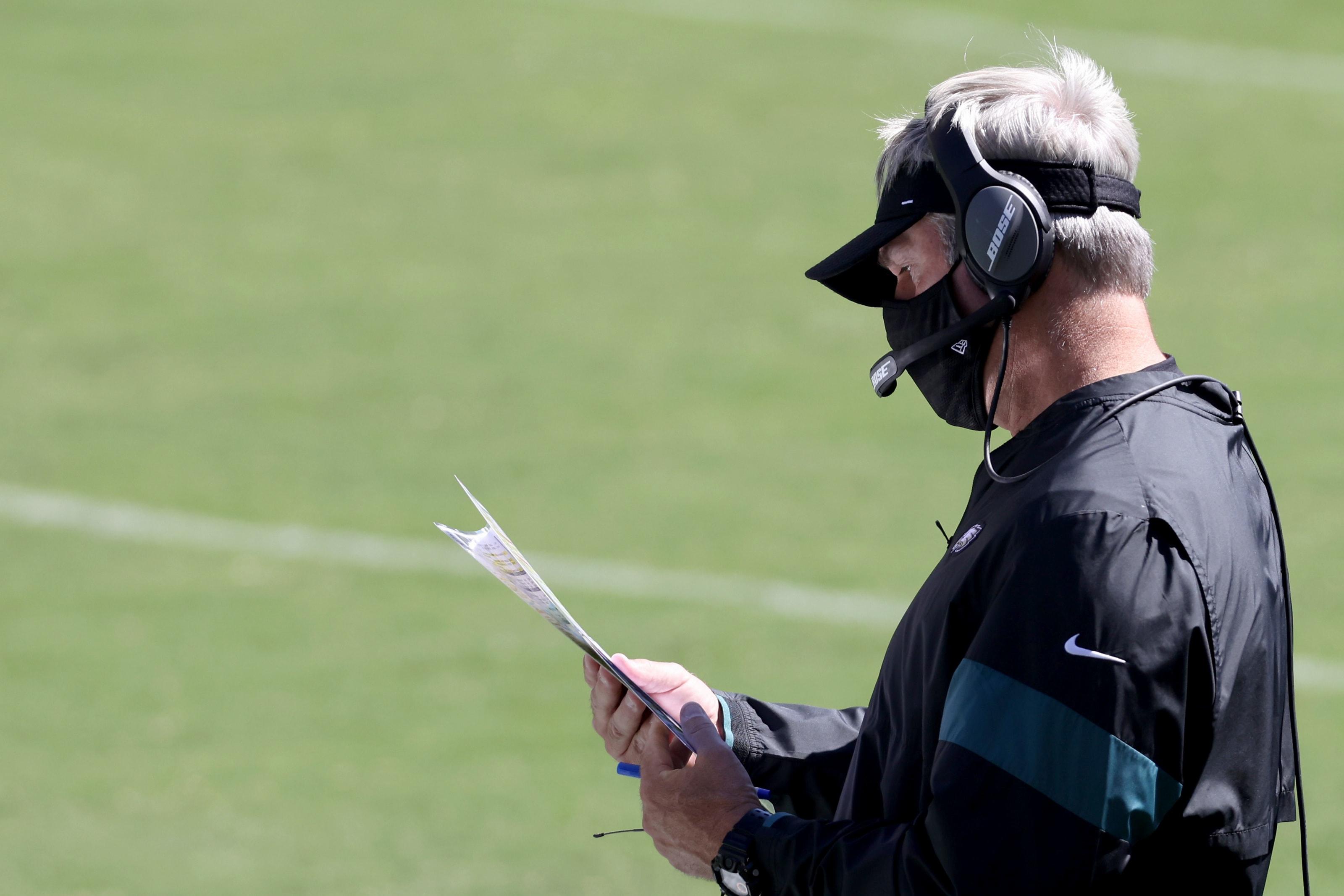 Doug Pederson, Philadelphia Eagles