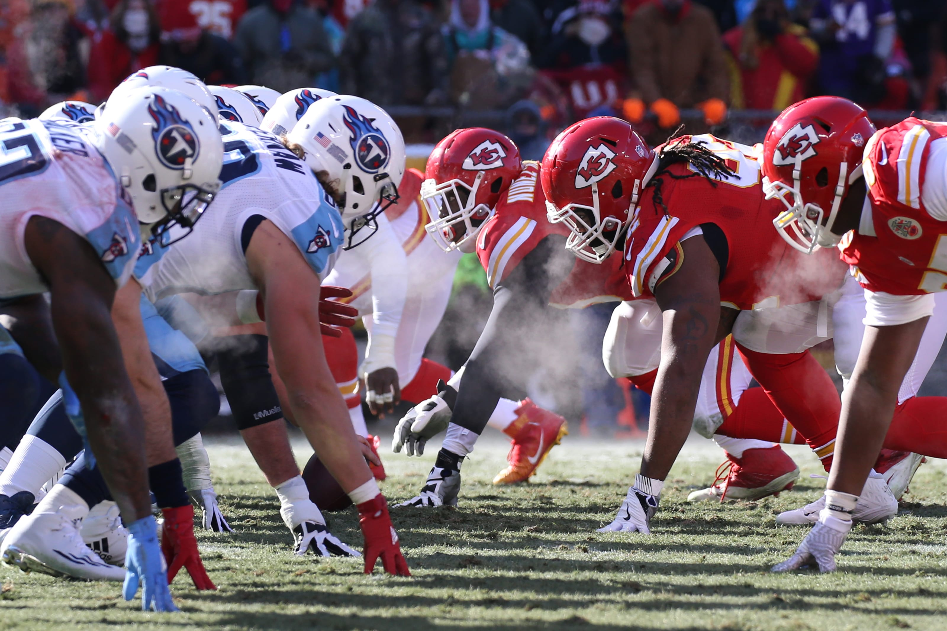 KC Chiefs: Four Things To Watch Vs Tennessee Titans In Week 10
