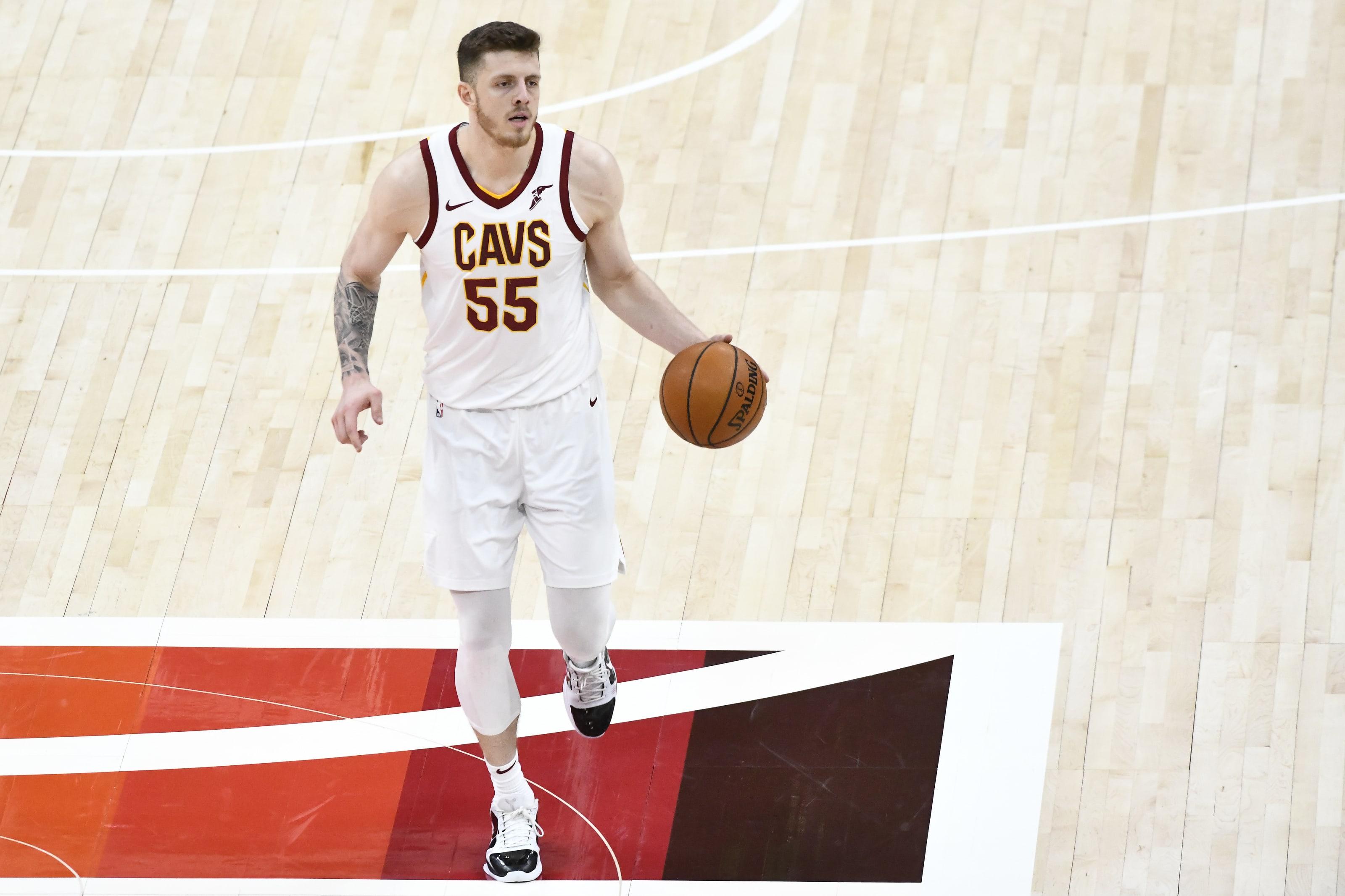 Isaiah Hartenstein, Cleveland Cavaliers