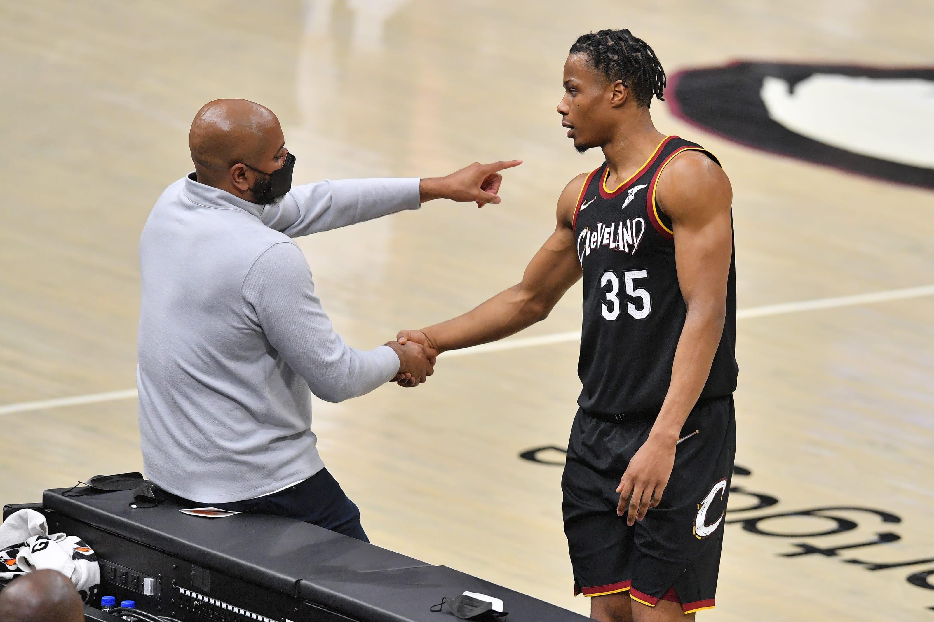 Isaac Okoro, Cleveland Cavaliers