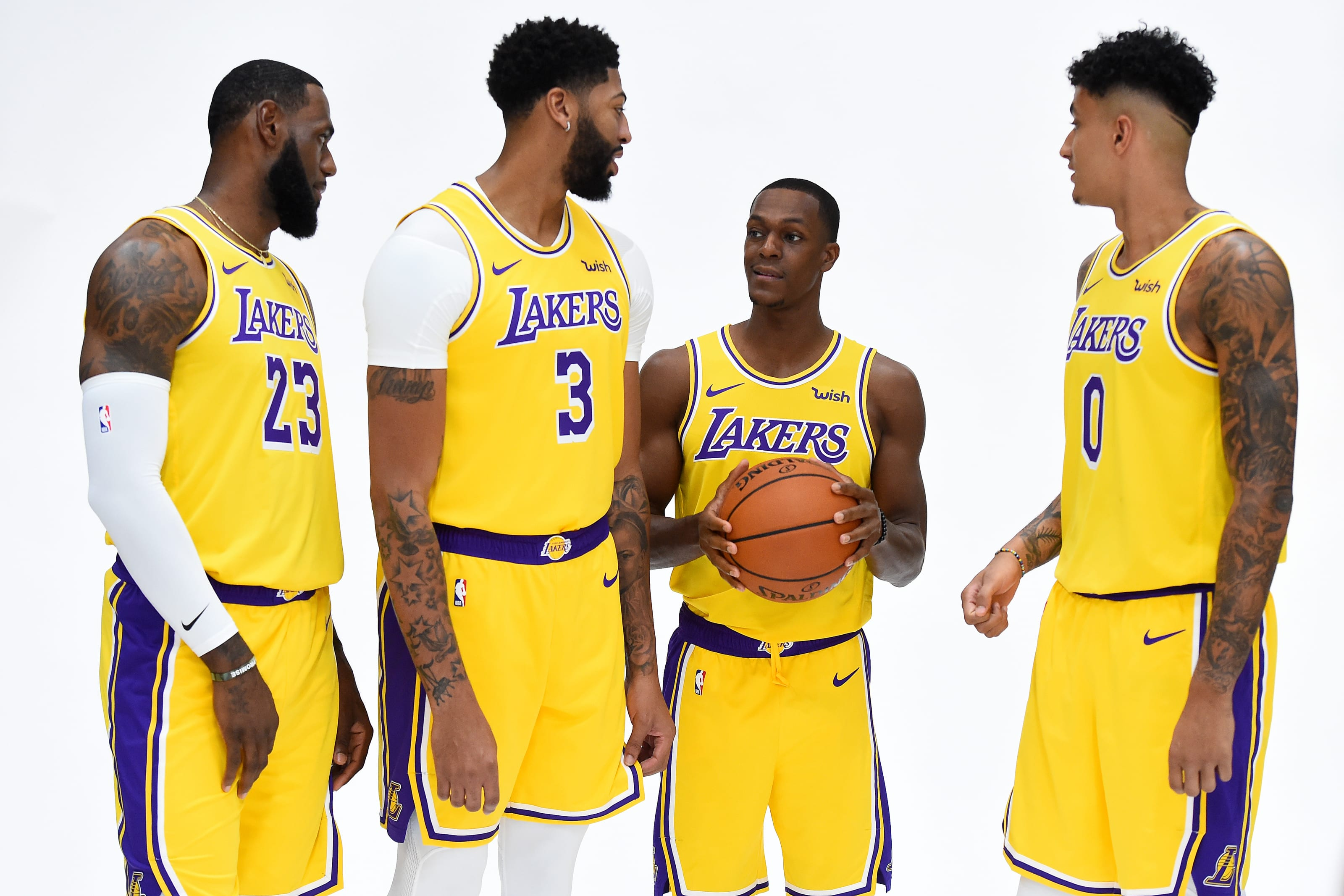 Los Angeles Lakers Should Laker Nation Be Worried About The Clippers