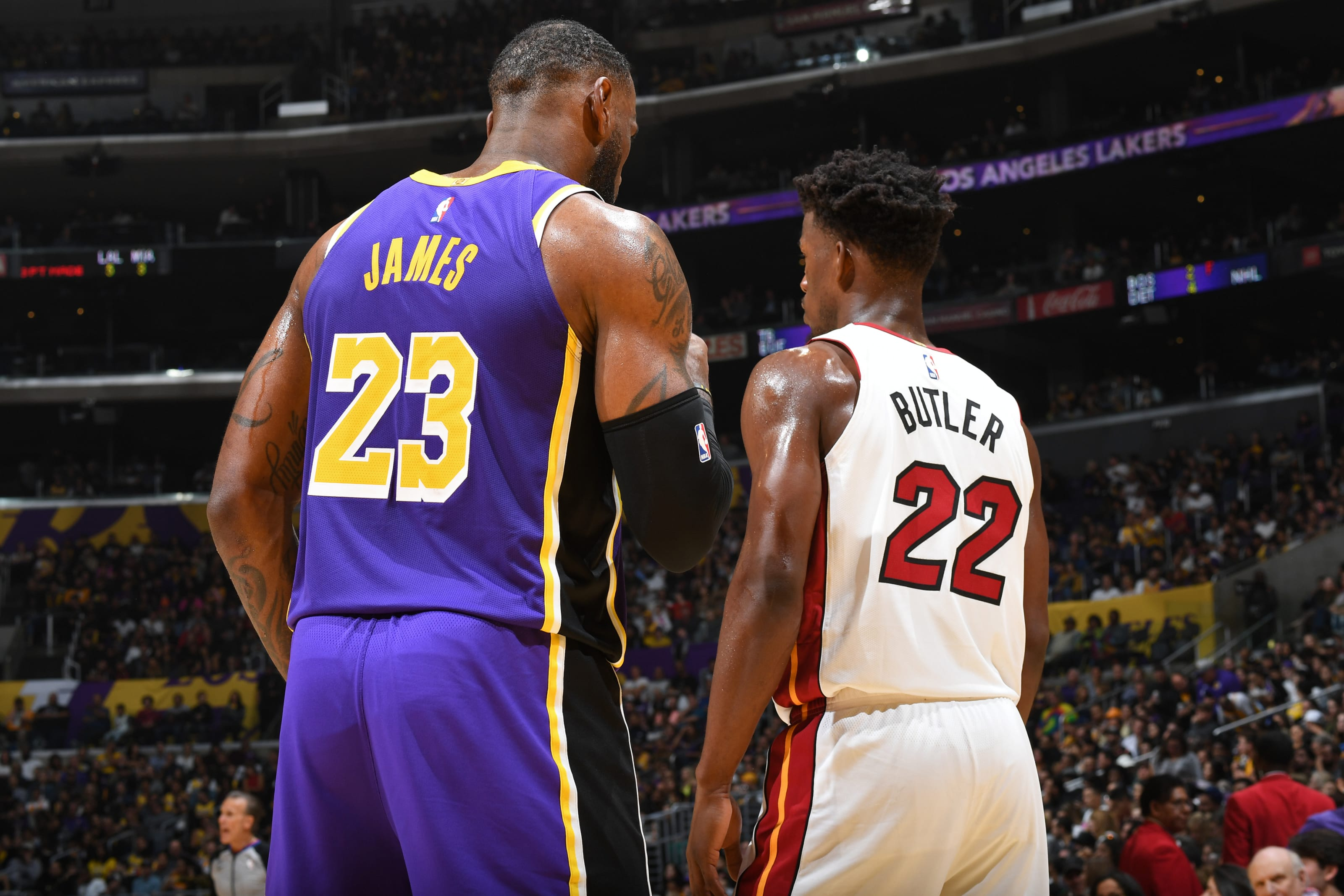 Los Angeles Lakers 3 Keys To Beating The Miami Heat In Game 26