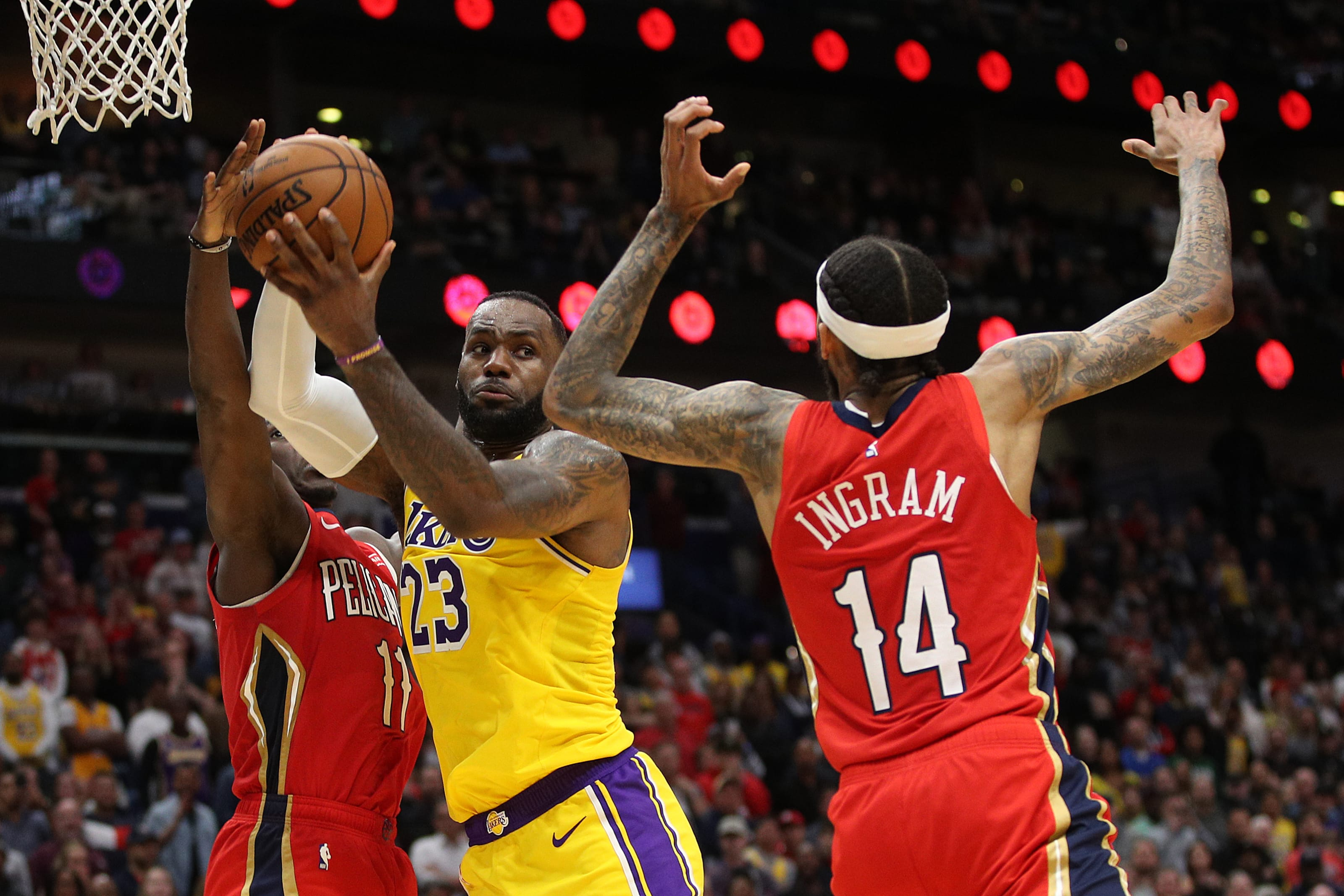 Los Angeles Lakers 3 Keys To Beating New Orleans Pelicans In Game 35