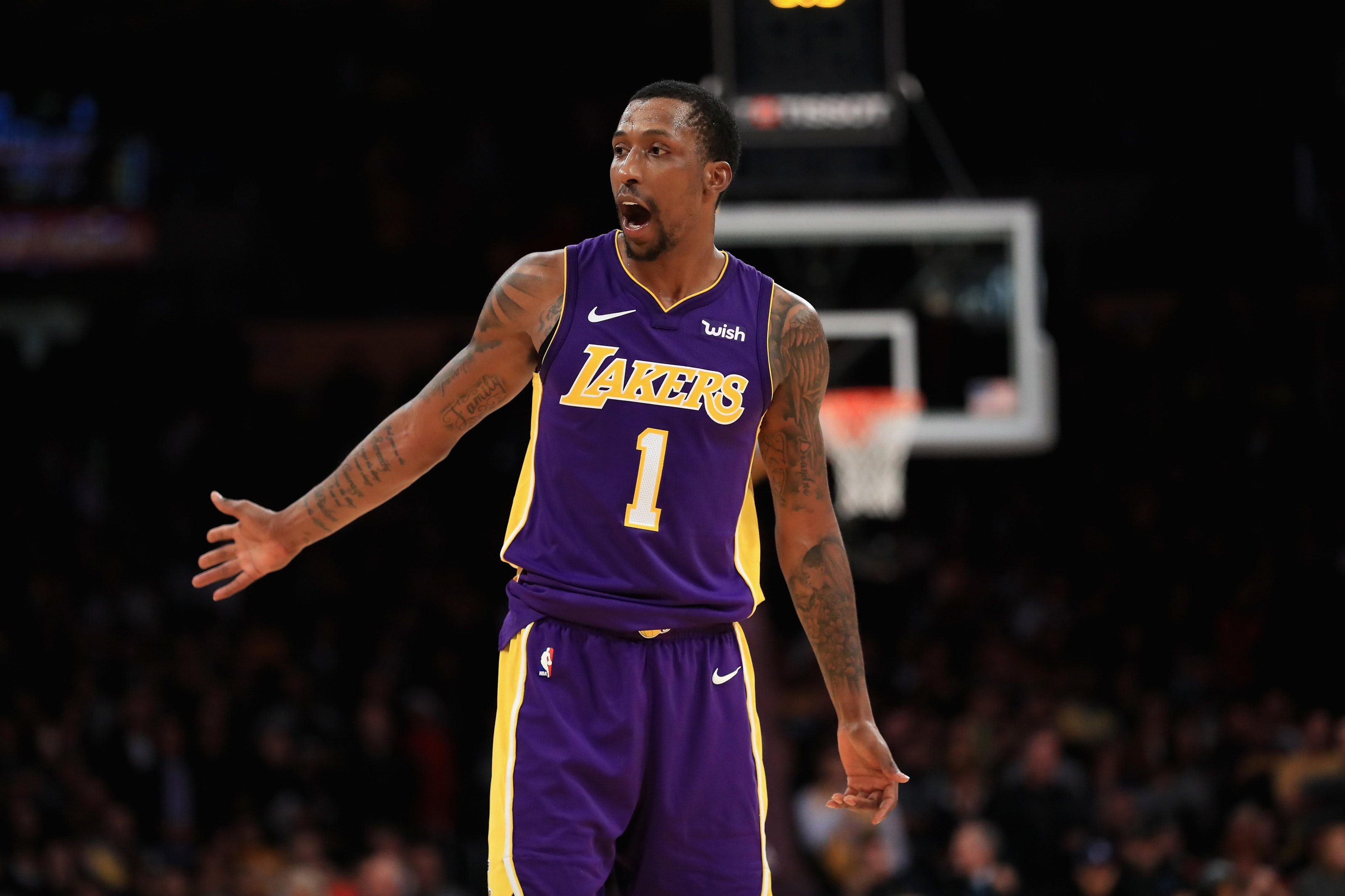 Lakers Best Fits For Kentavious Caldwell Pope This Offseason