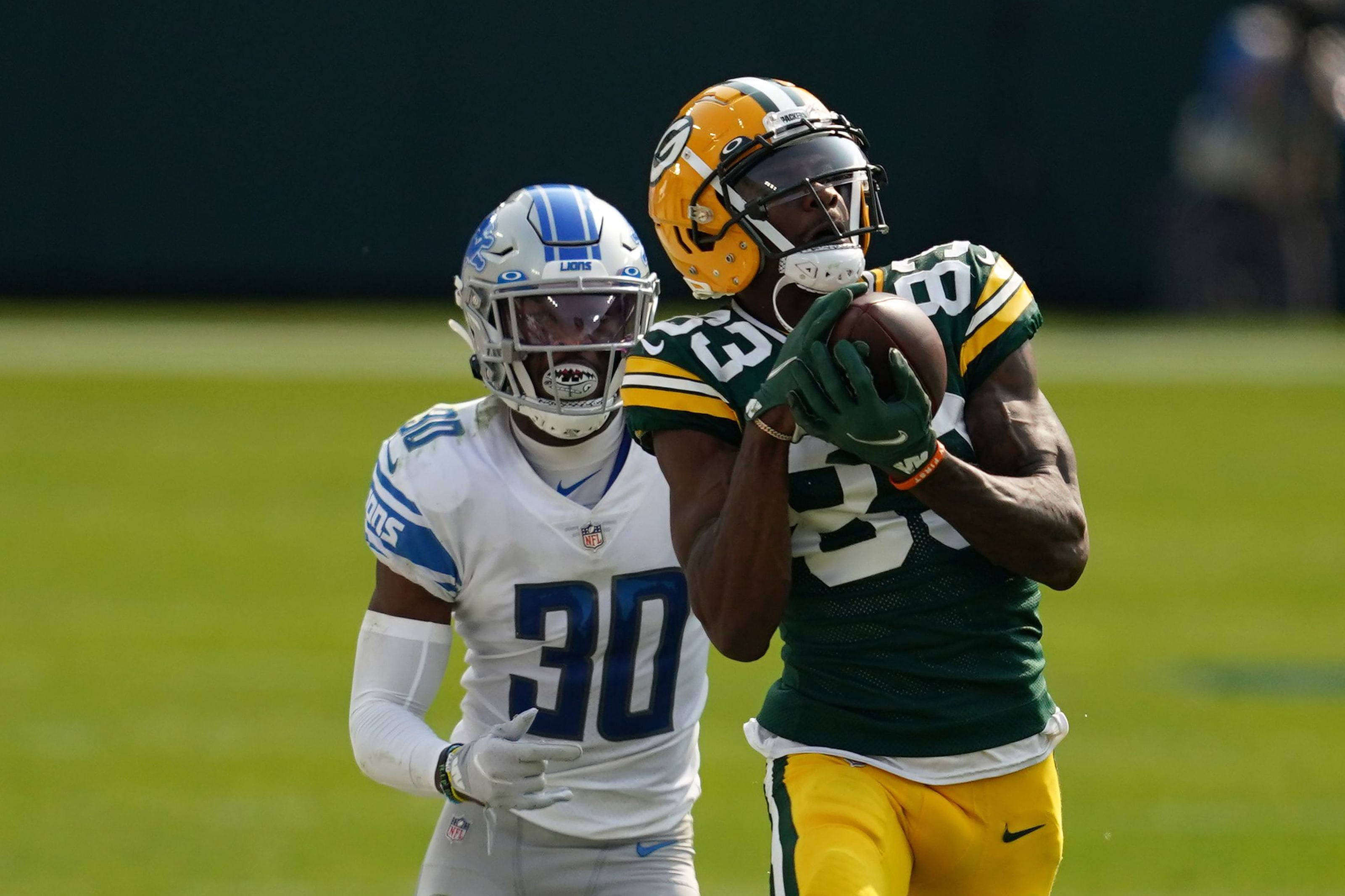 Packers positives and negatives from win vs. Lions in Week 2