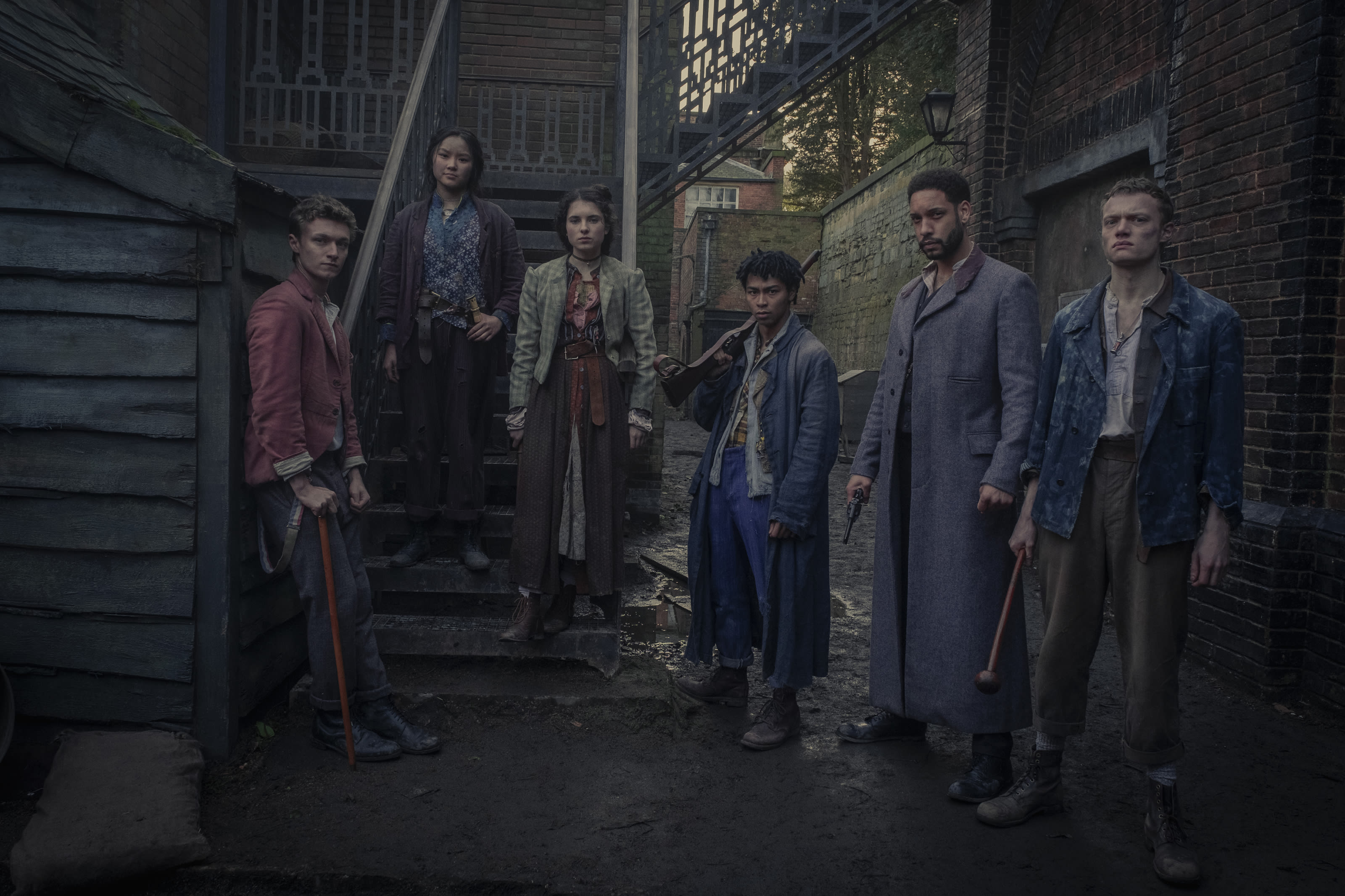 The Irregulars season 2 - Best new Netflix shows