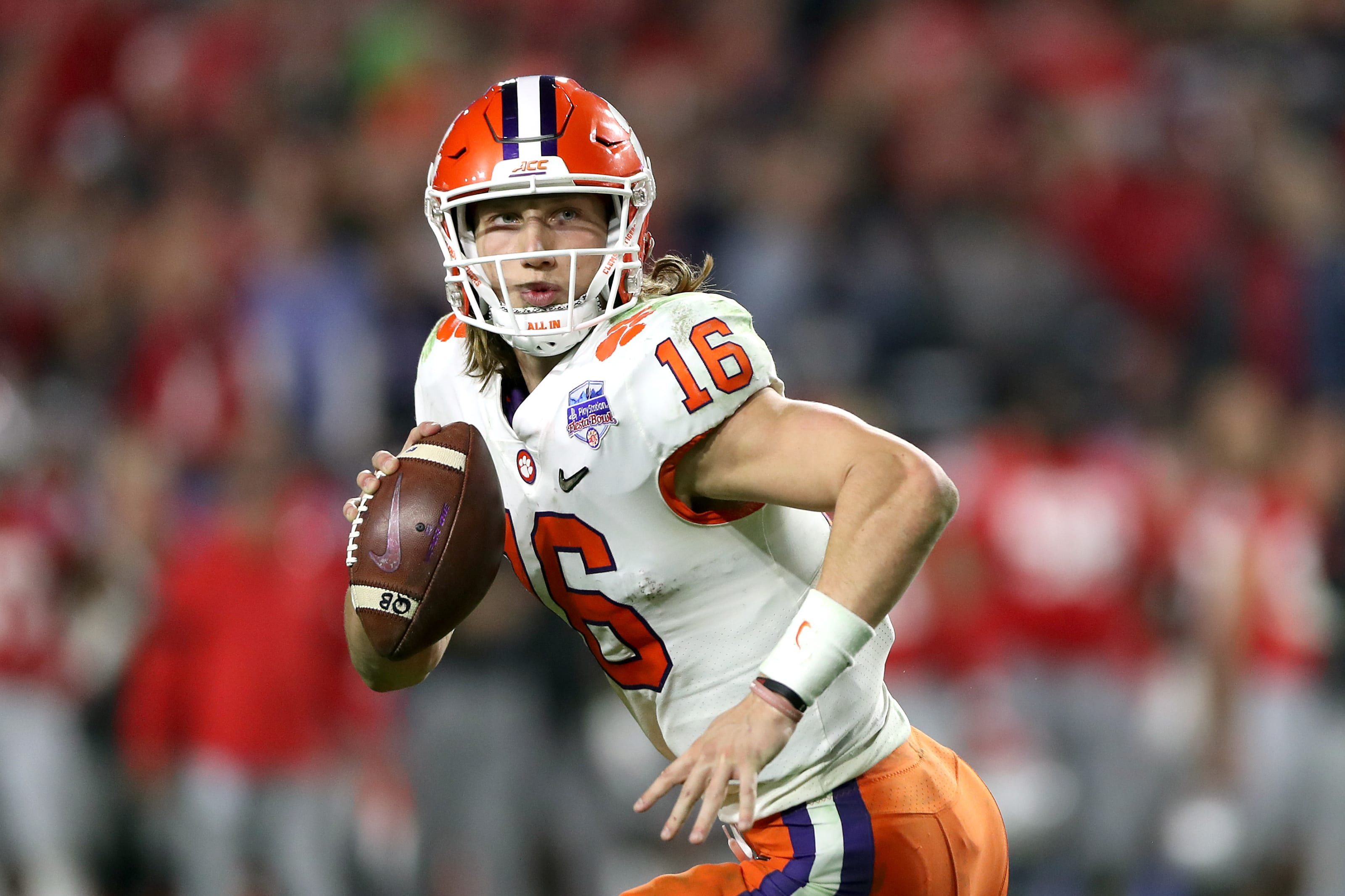 2021 NFL Draft, Trevor Lawrence