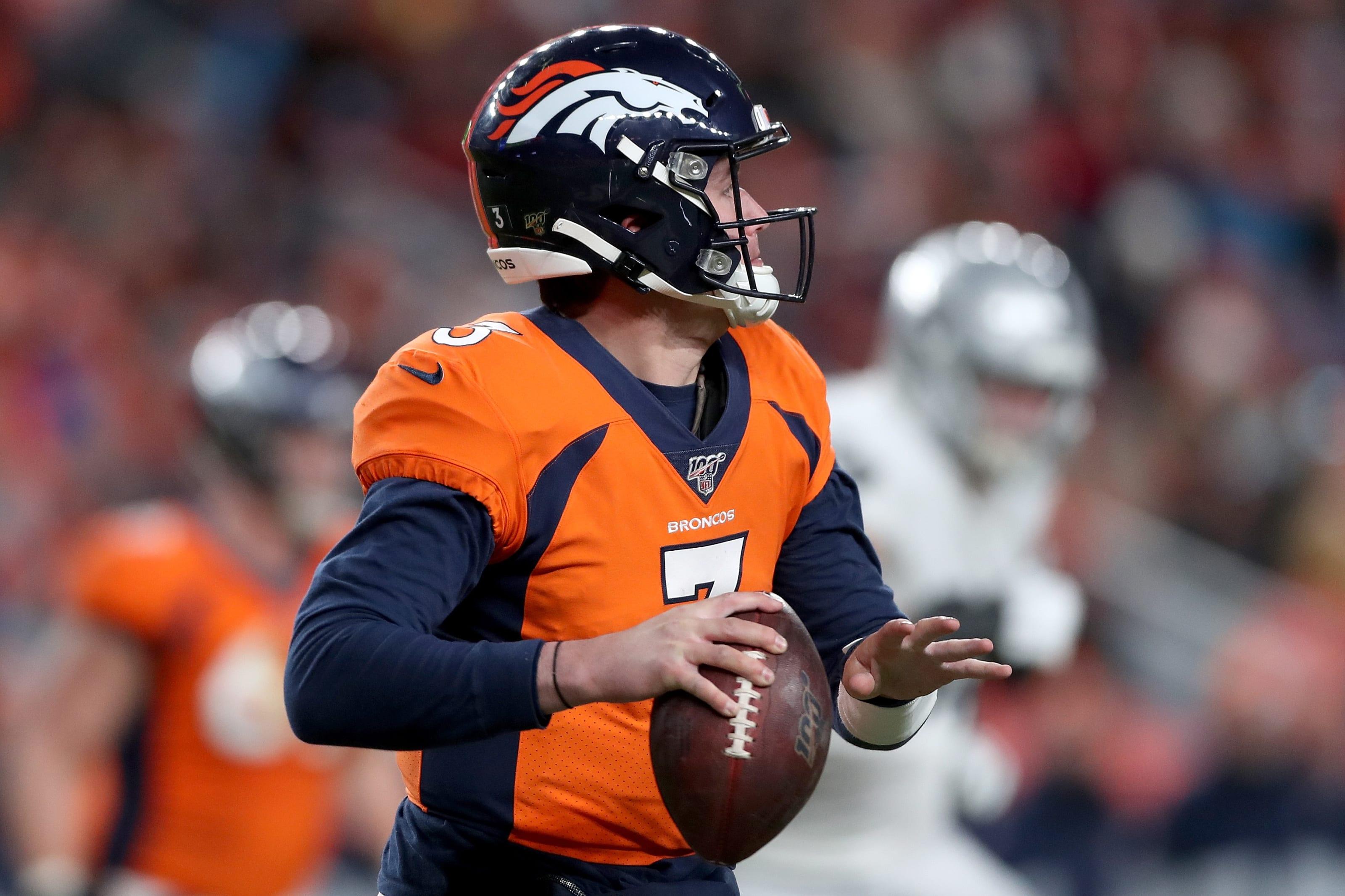 Broncos Drew Lock