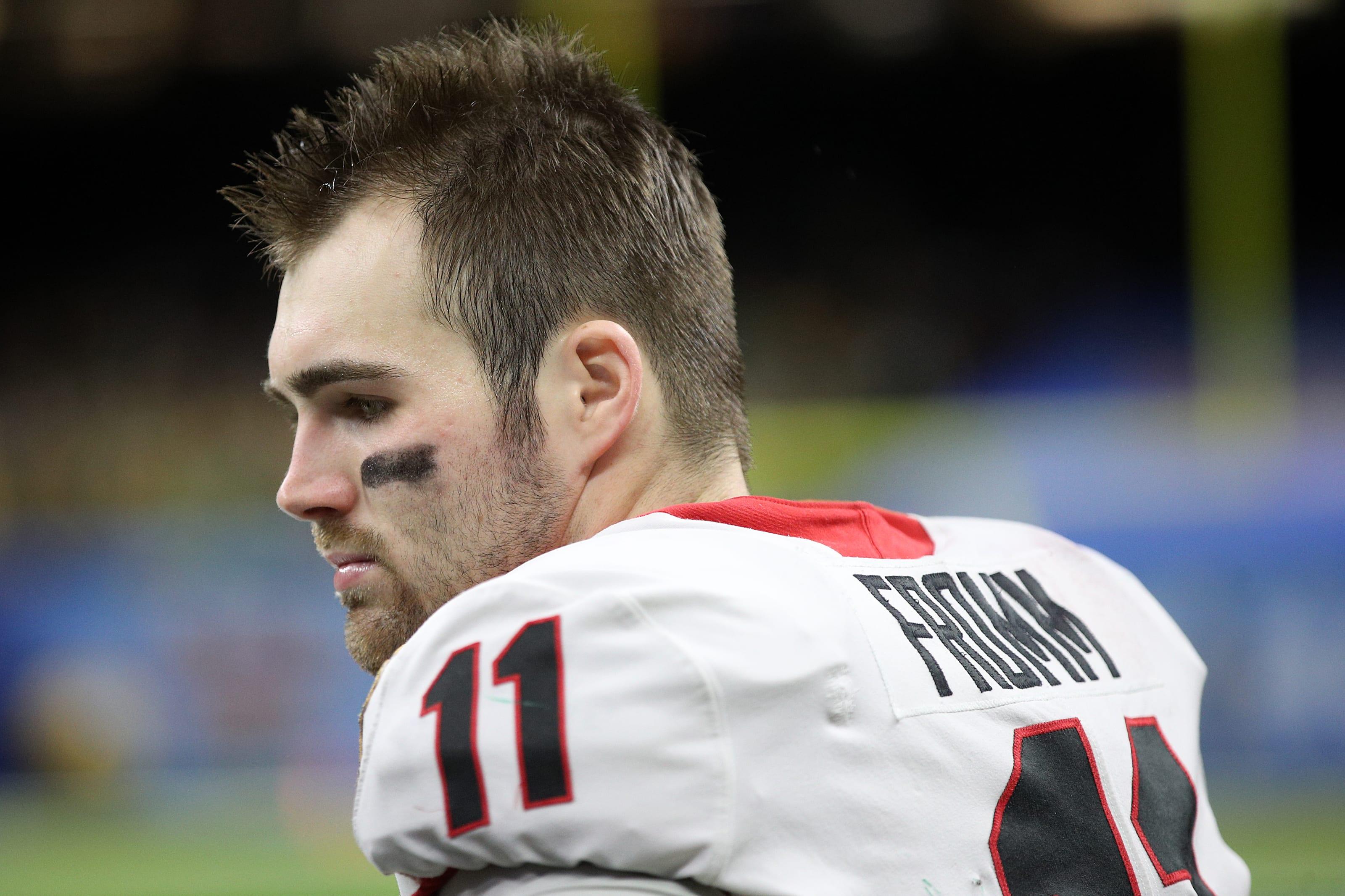 2020 NFL Draft Jake Fromm