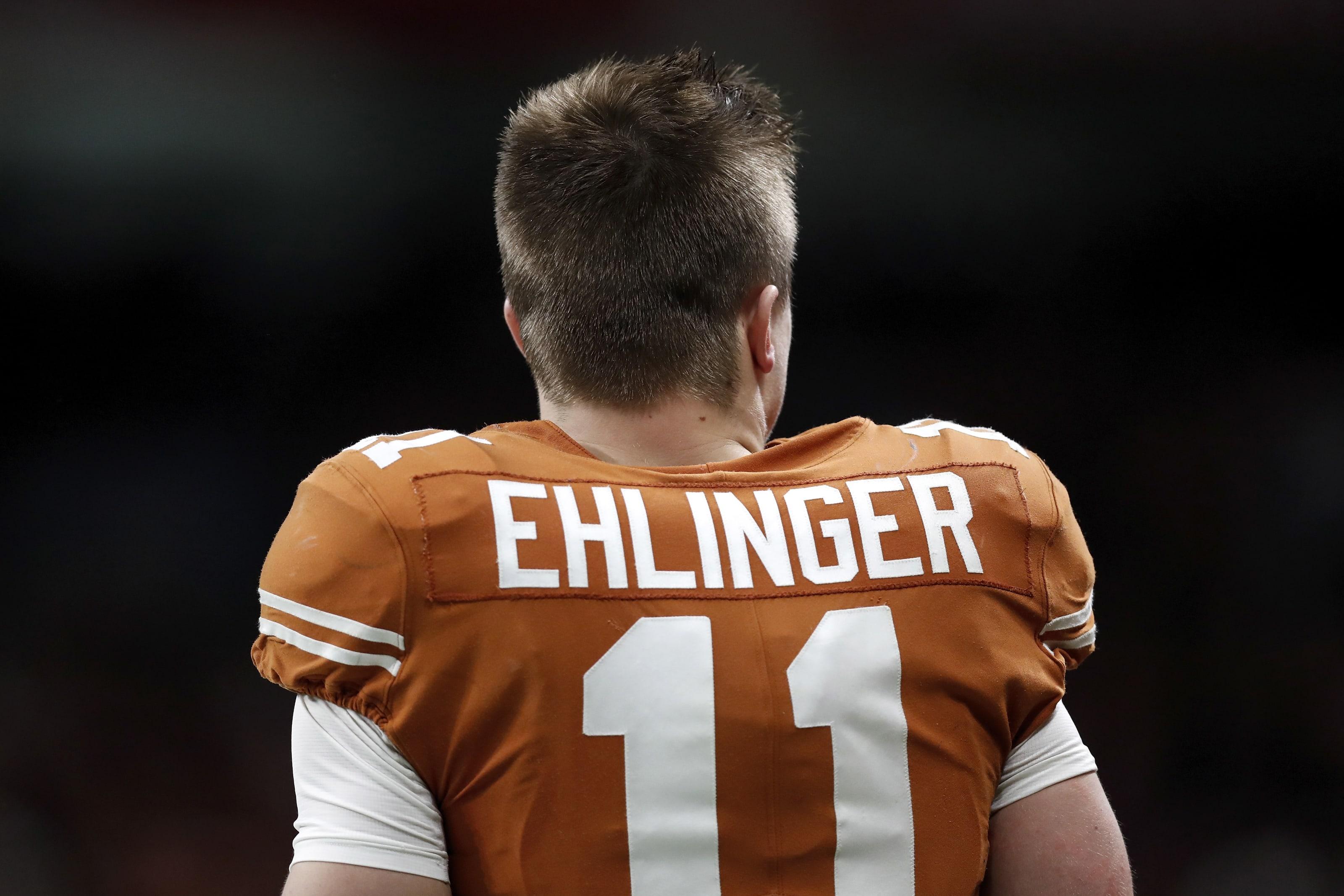 2021 Nfl Draft What Kind Of Prospect Is Texas Qb Sam Ehlinger