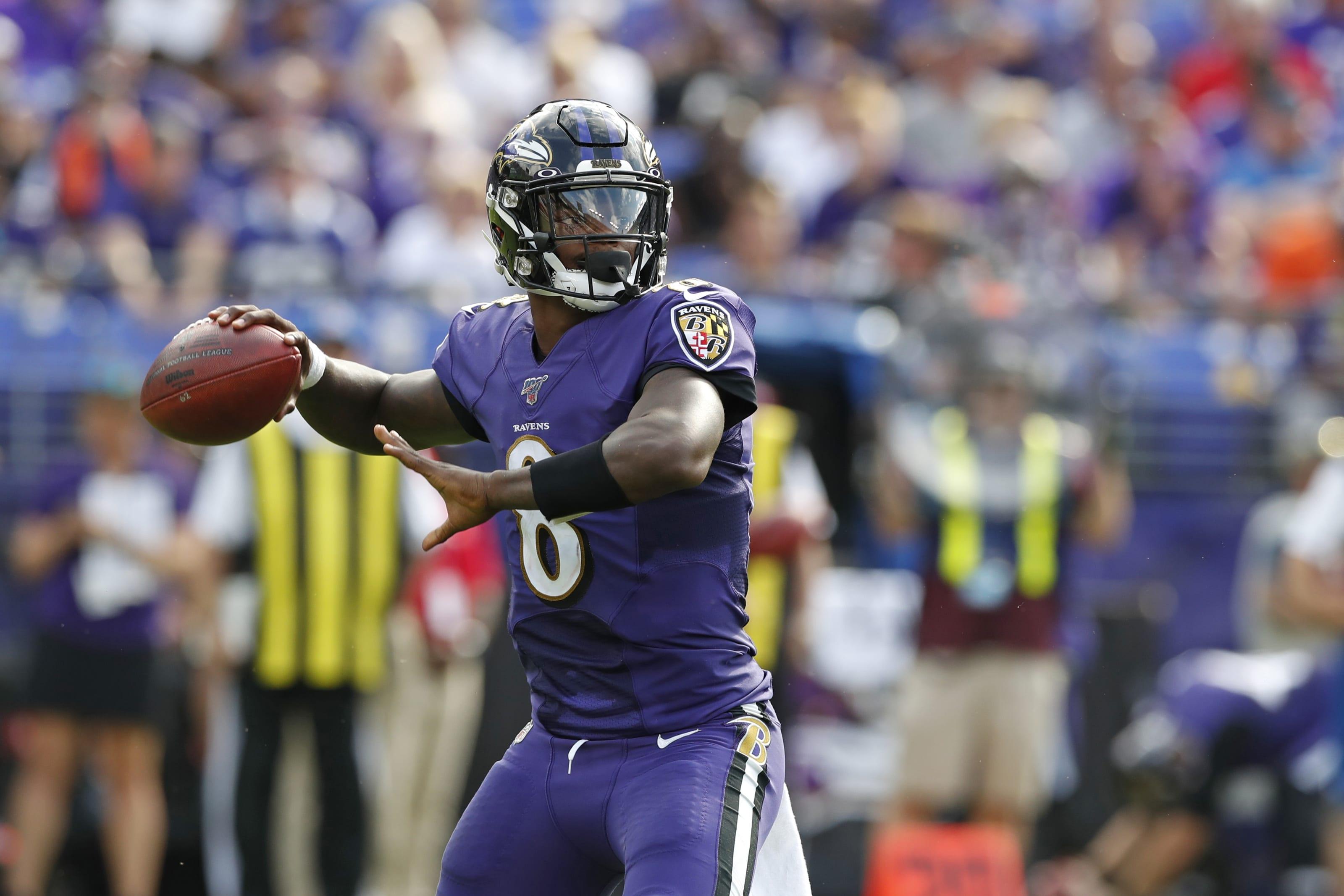Lamar Jackson, 2020 NFL season