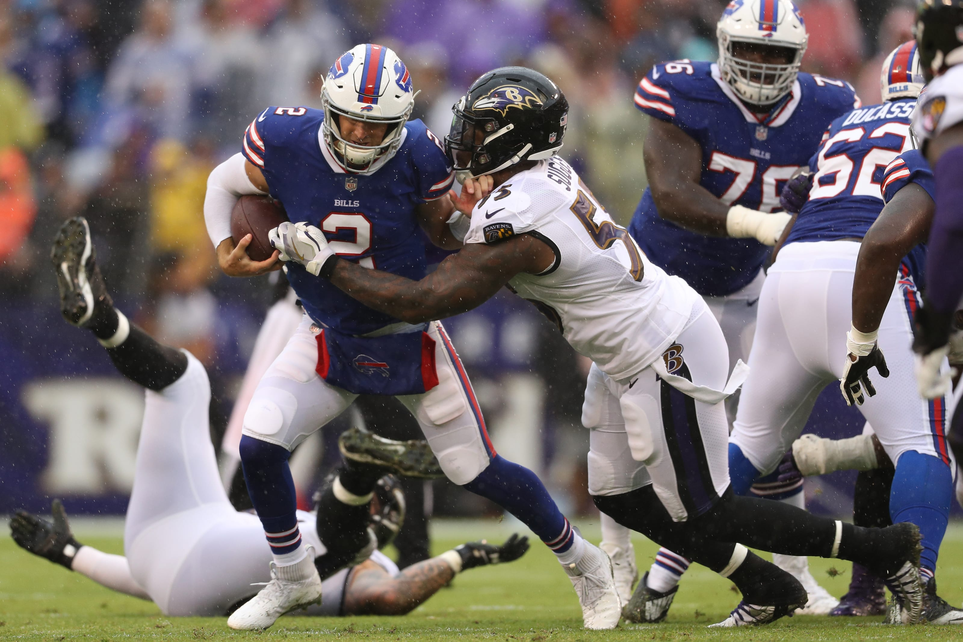Buffalo Bills At Baltimore Ravens Three Things We Learned Page 4
