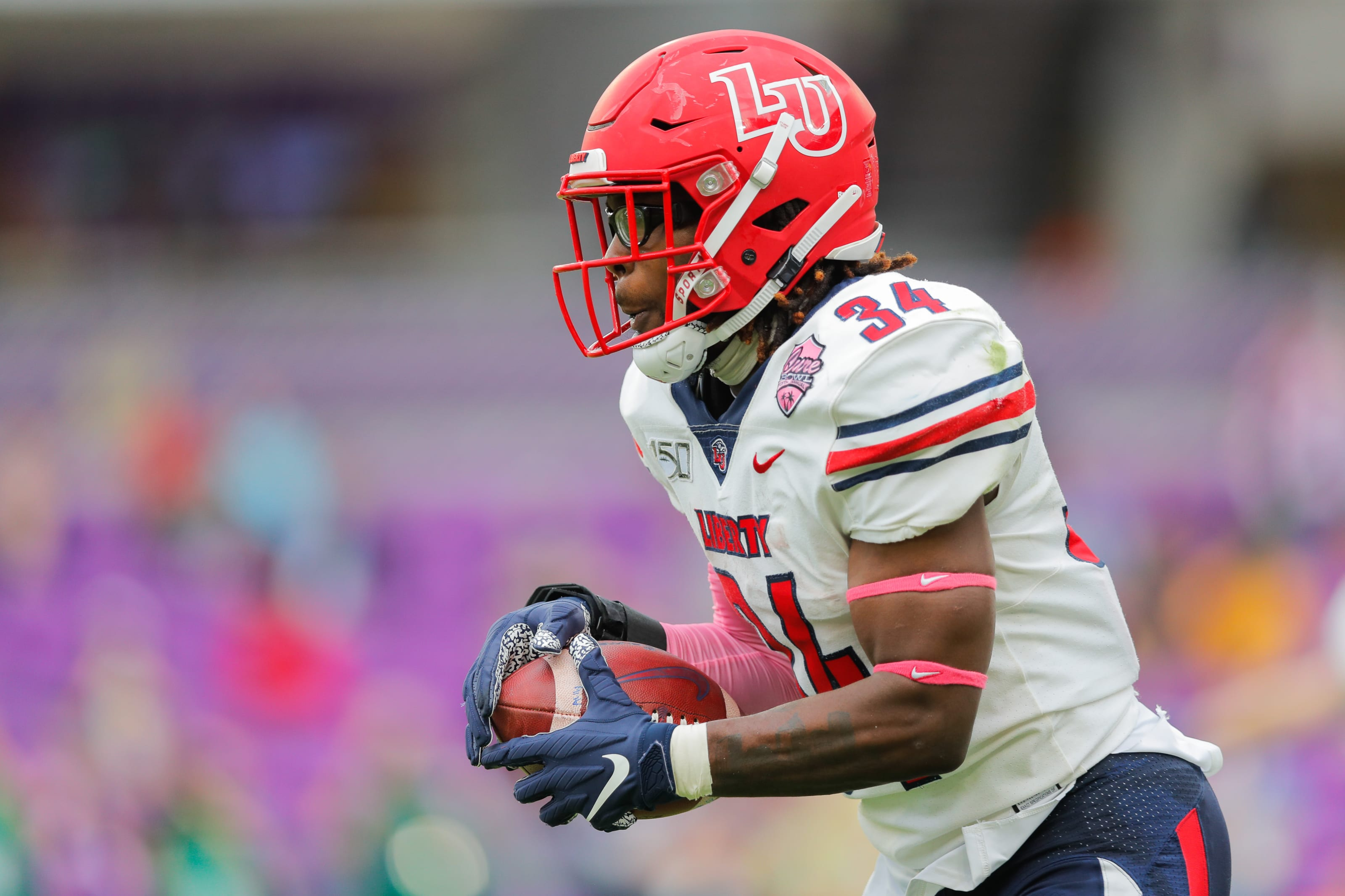 2021 NFL Draft, Joshua Mack