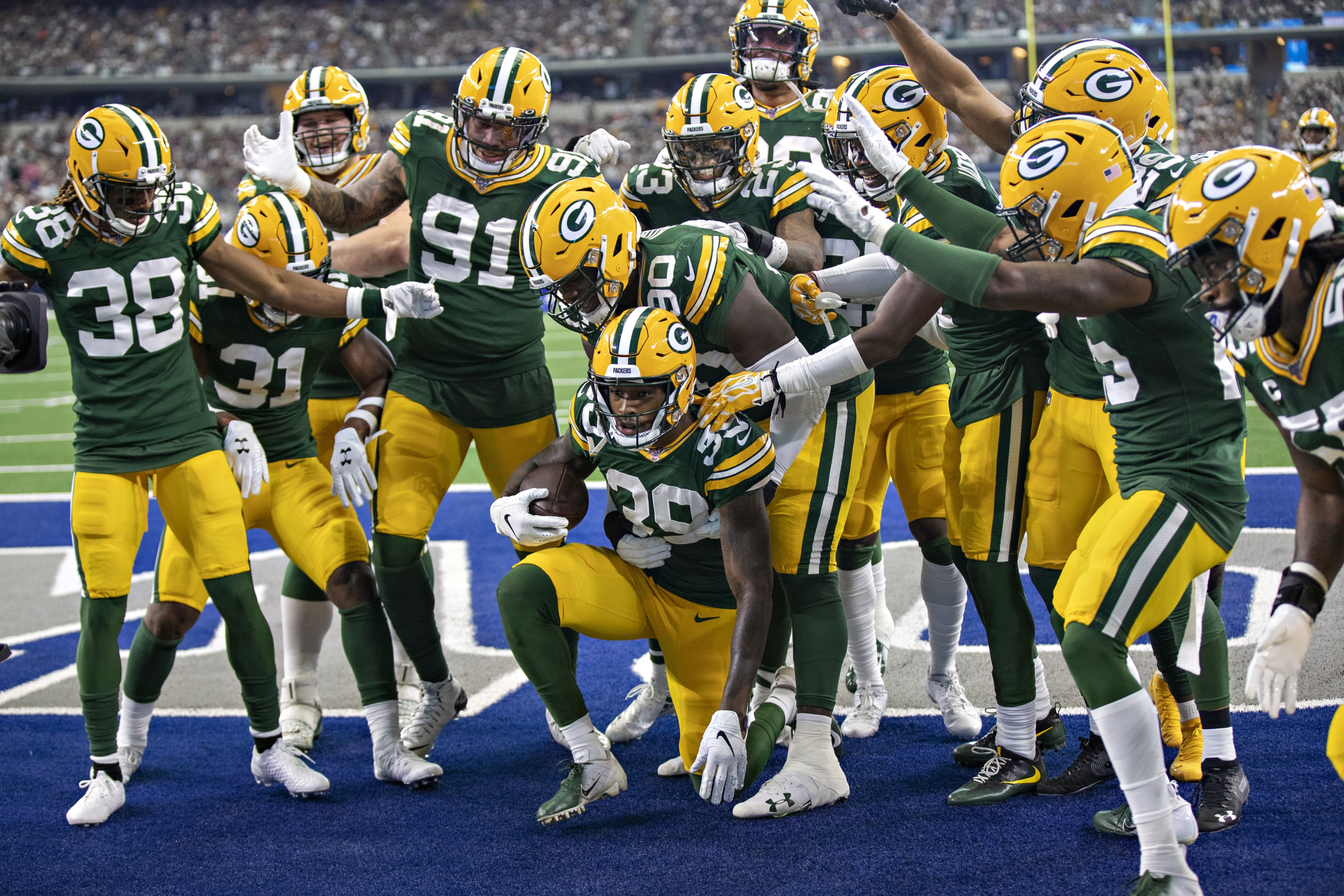Green Bay Packers 5 Players To Target At 2019 Nfl Trade Deadline
