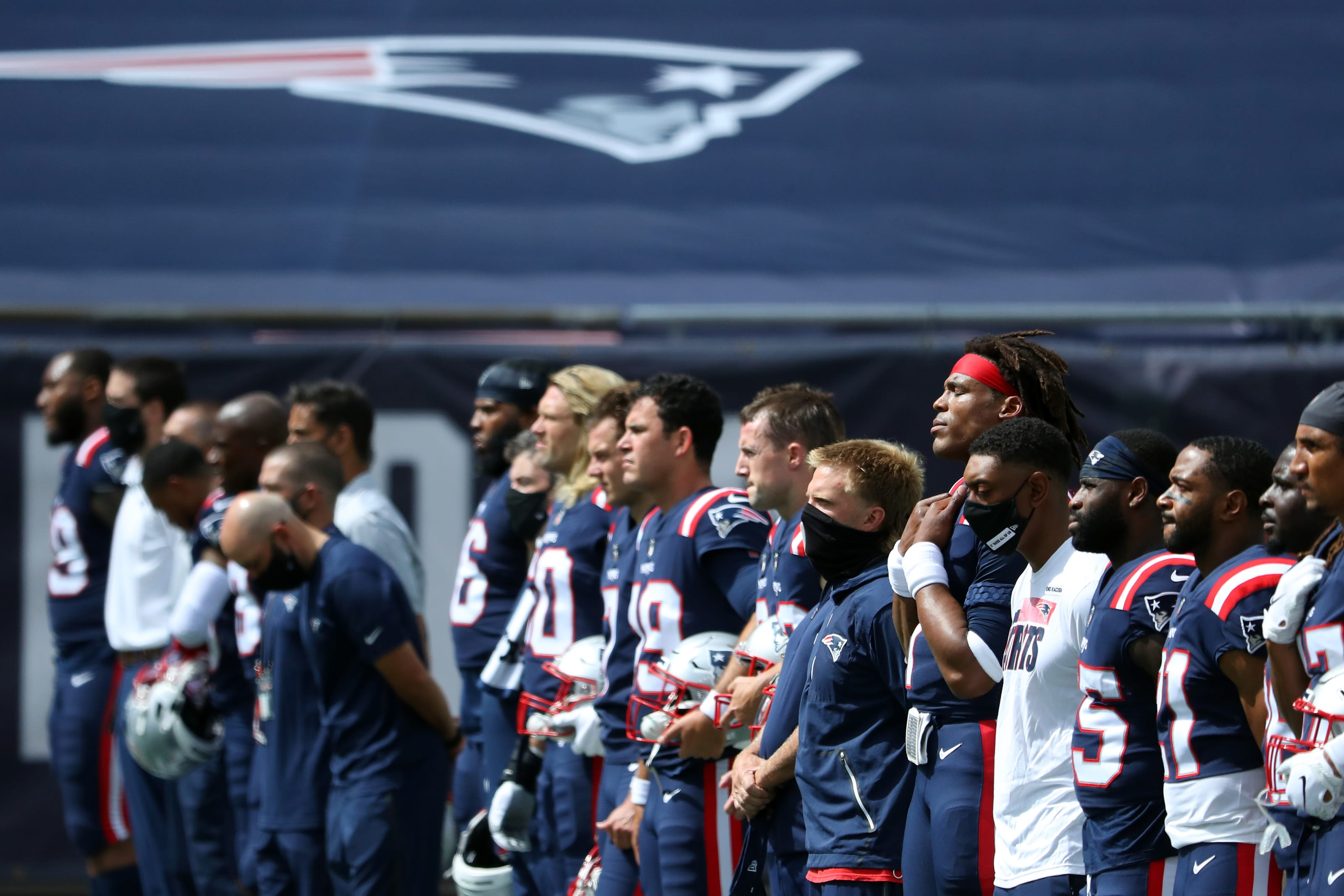 New England Patriots 3 Studs And Duds In Week 1 Vs Dolphins