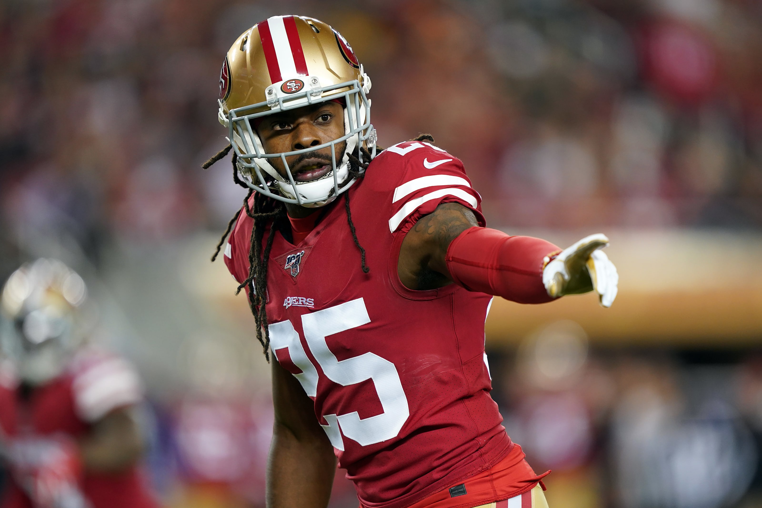 SF 49ers, Richard Sherman