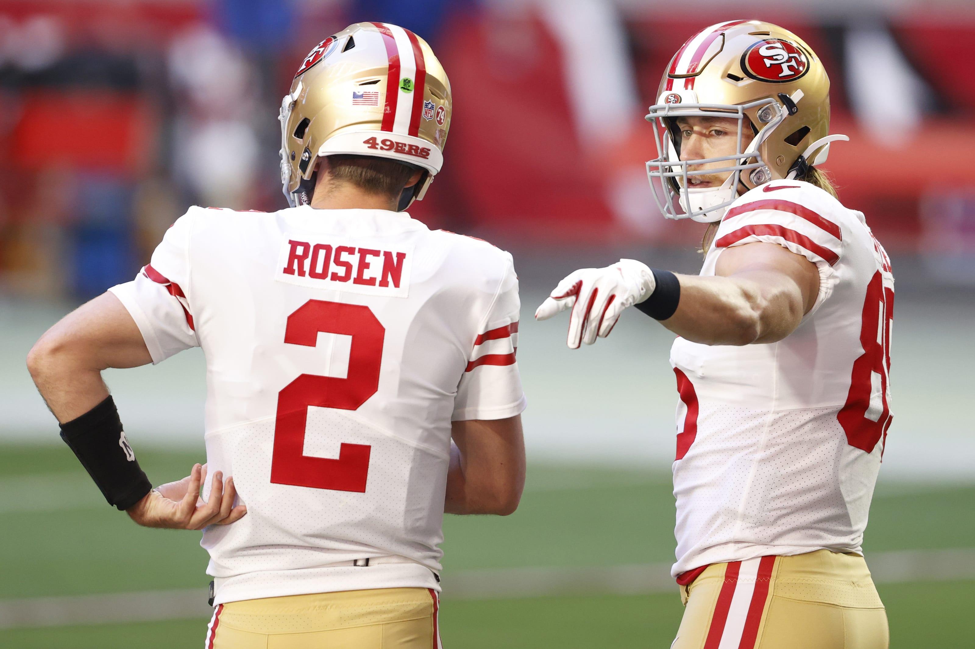 49ers QB Josh Rosen 2021 NFL Draft