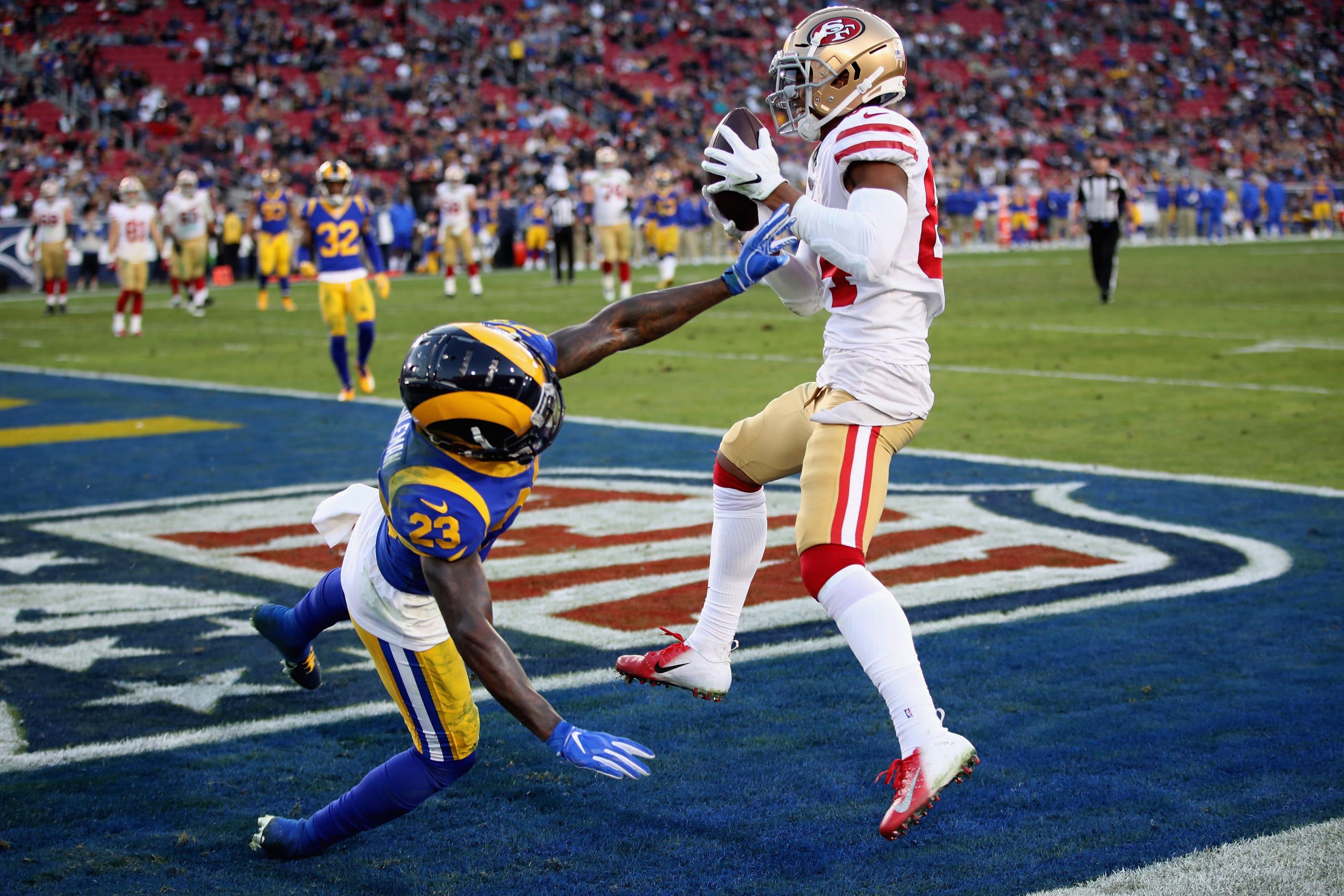 49ers vs. Rams: Position grades from San Francisco's Week 17 loss
