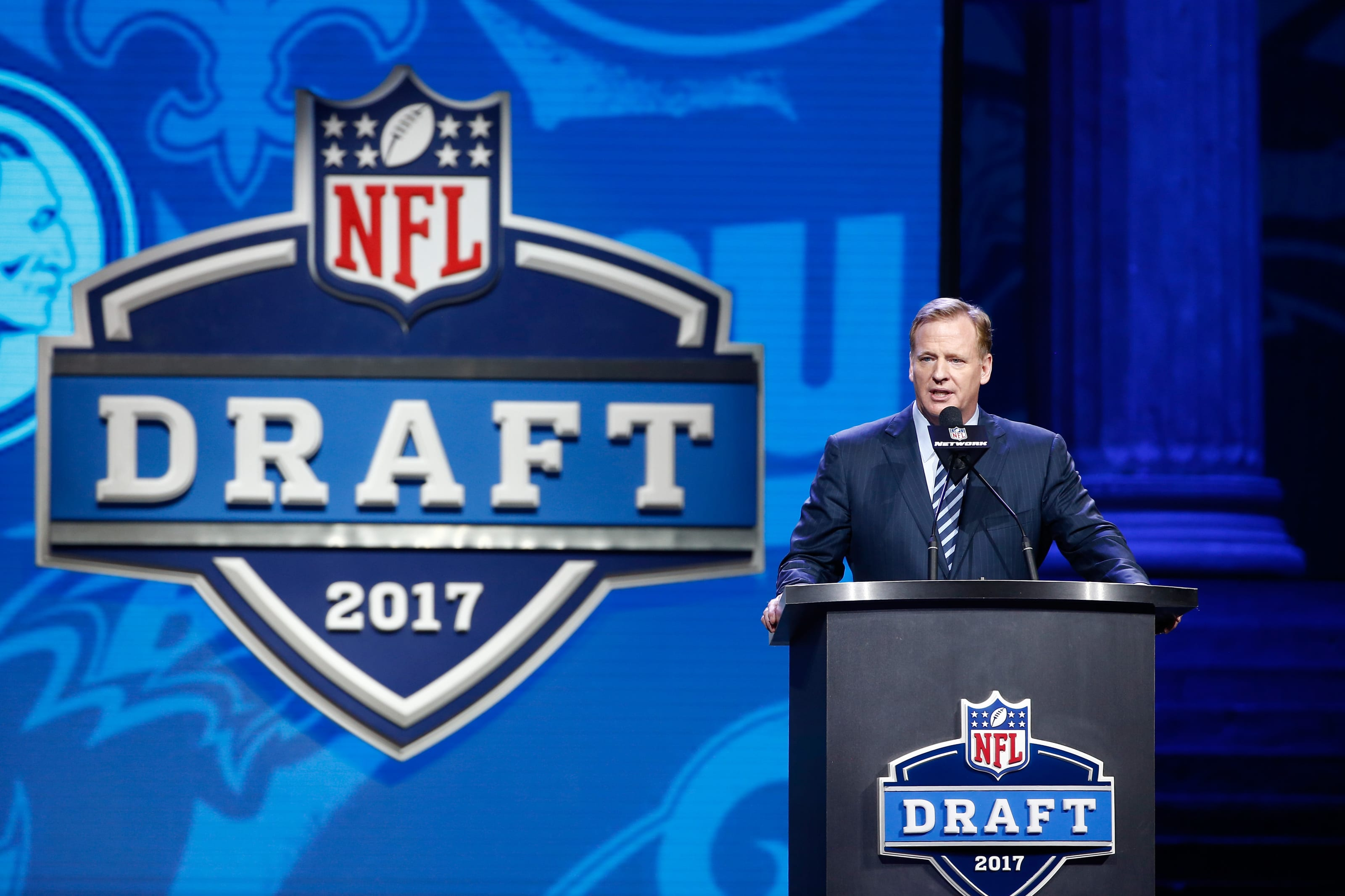 Roger Goodell, NFL Draft