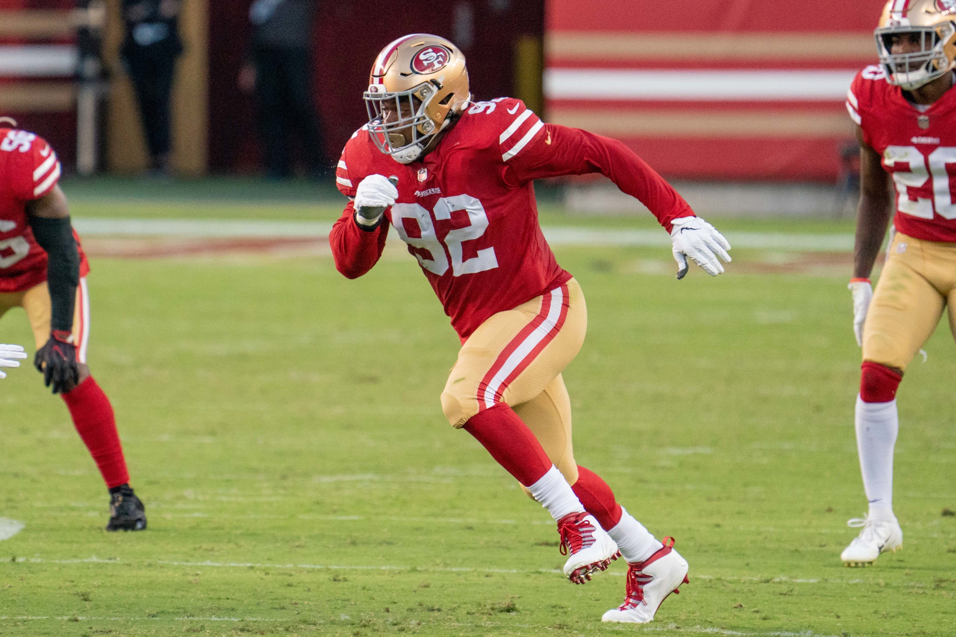 SF 49ers: 4 candidates for most-improved player in 2020 - Page 4