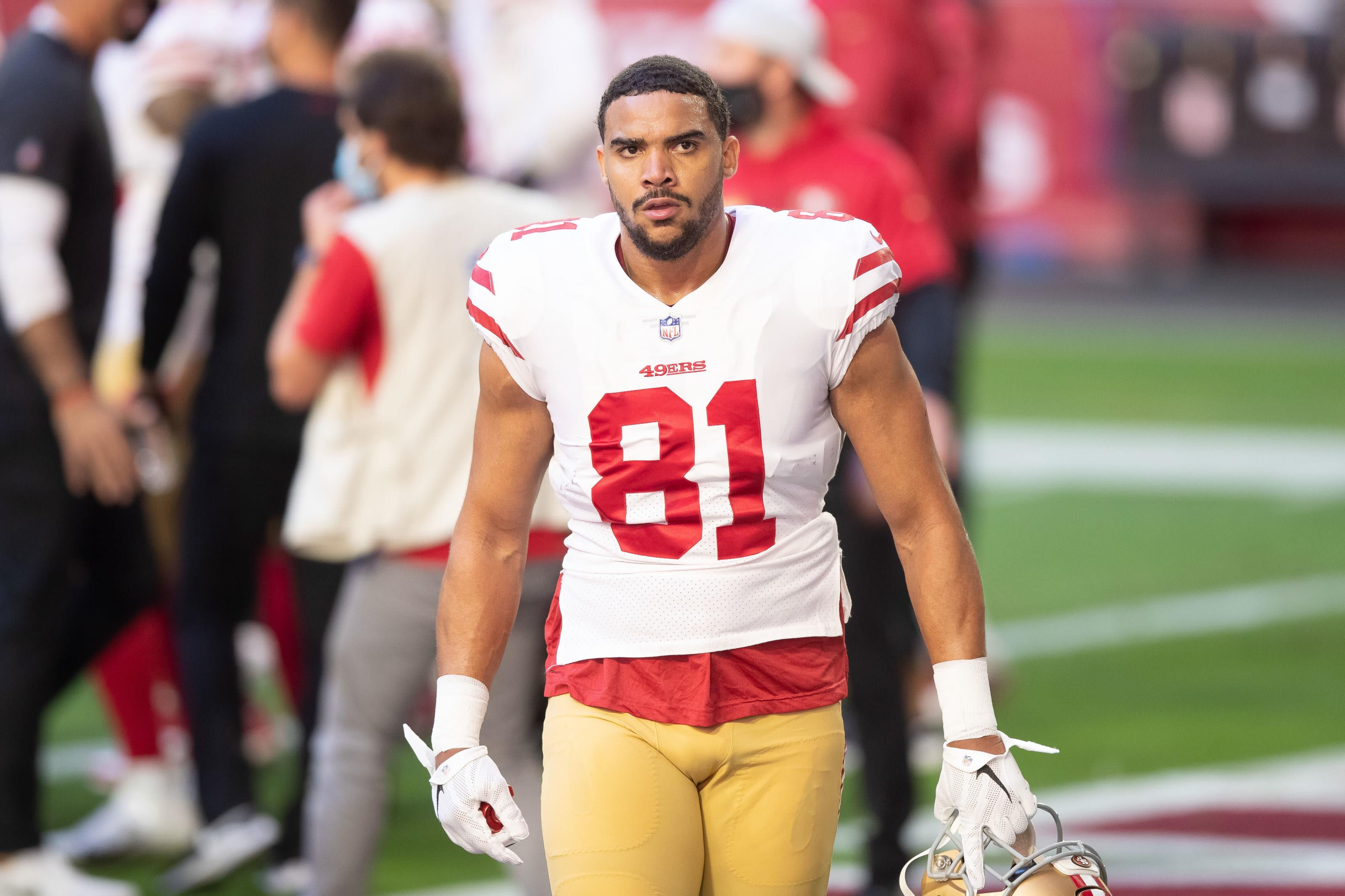 Jordan Reed, SF 49ers