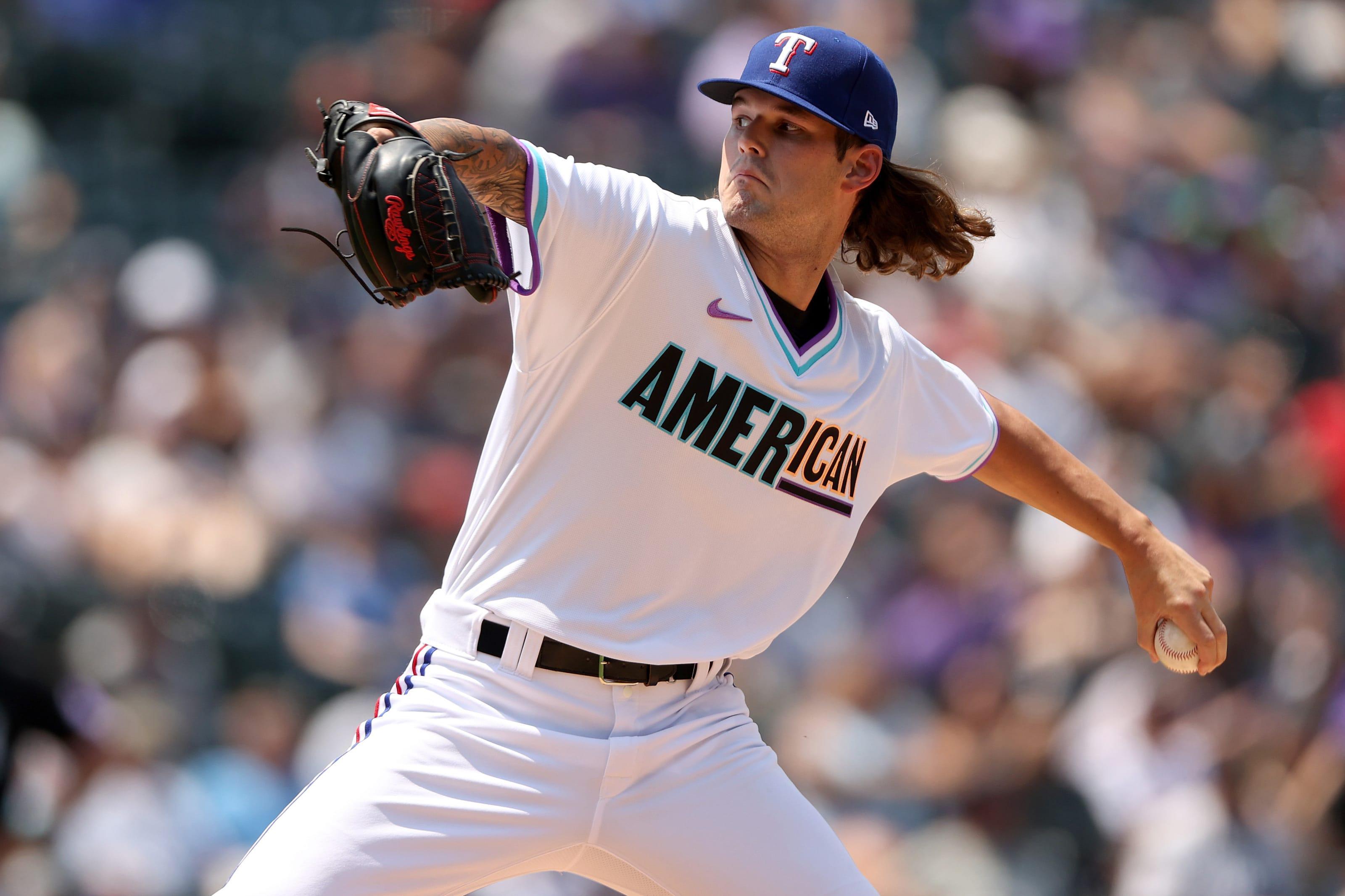 Texas Rangers Cole Ragans